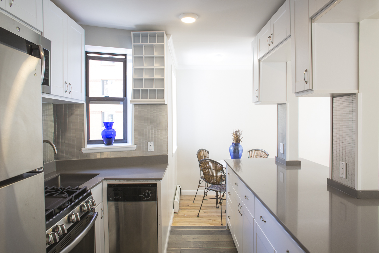 NEW LISTING: 319 Eat 105th Street #3A - Fantastic Open Kitchen with tons of Counter & Storage Space!