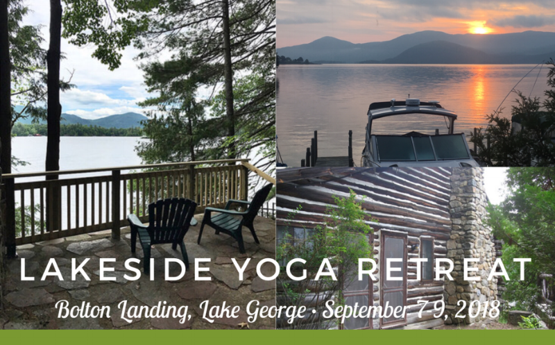 Bolton Landing LaceYoga Lakeside Yoga Retreat