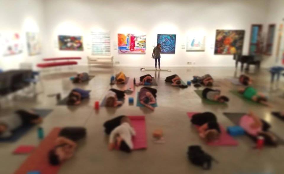 lacey seidman, laceyoga, hudson valley yoga teacher, DM Weil art gallery, sunflower art studios, stone wave yoga, gardiner