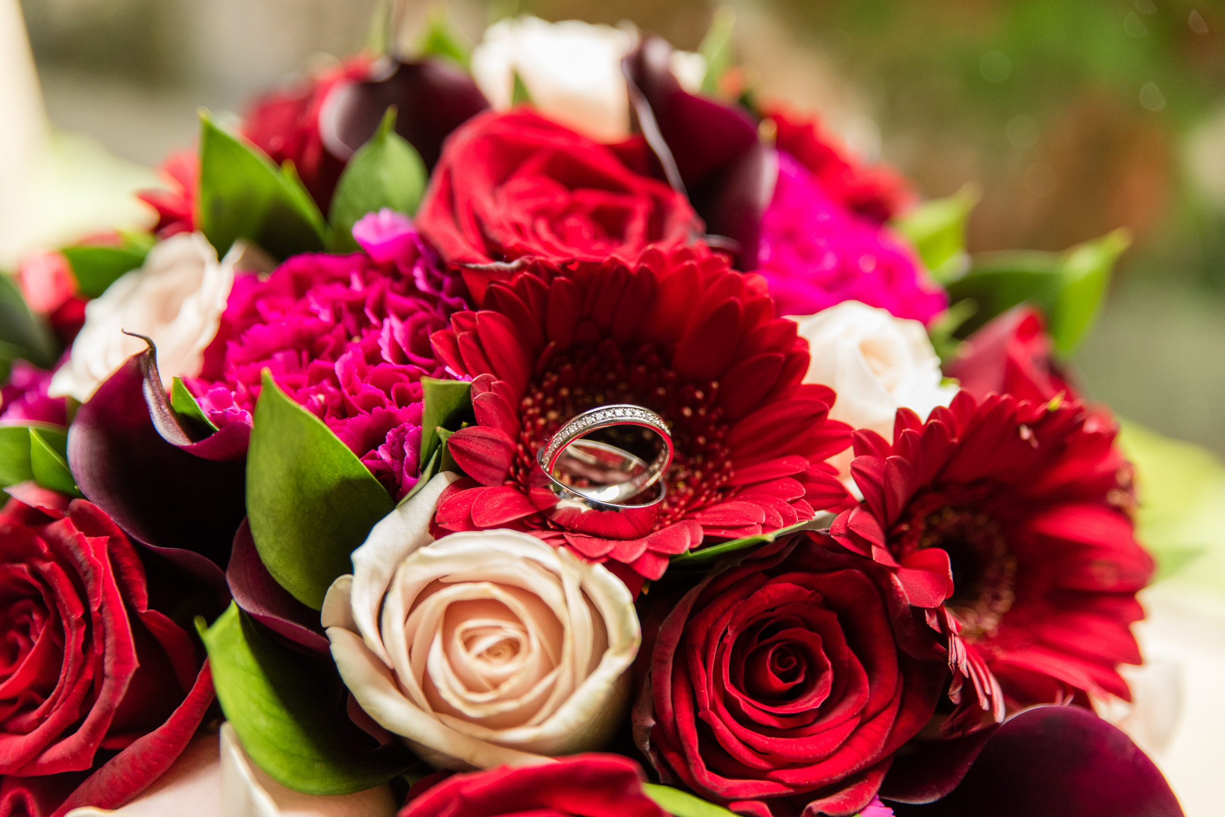 Mark & Selina Wedding - 10