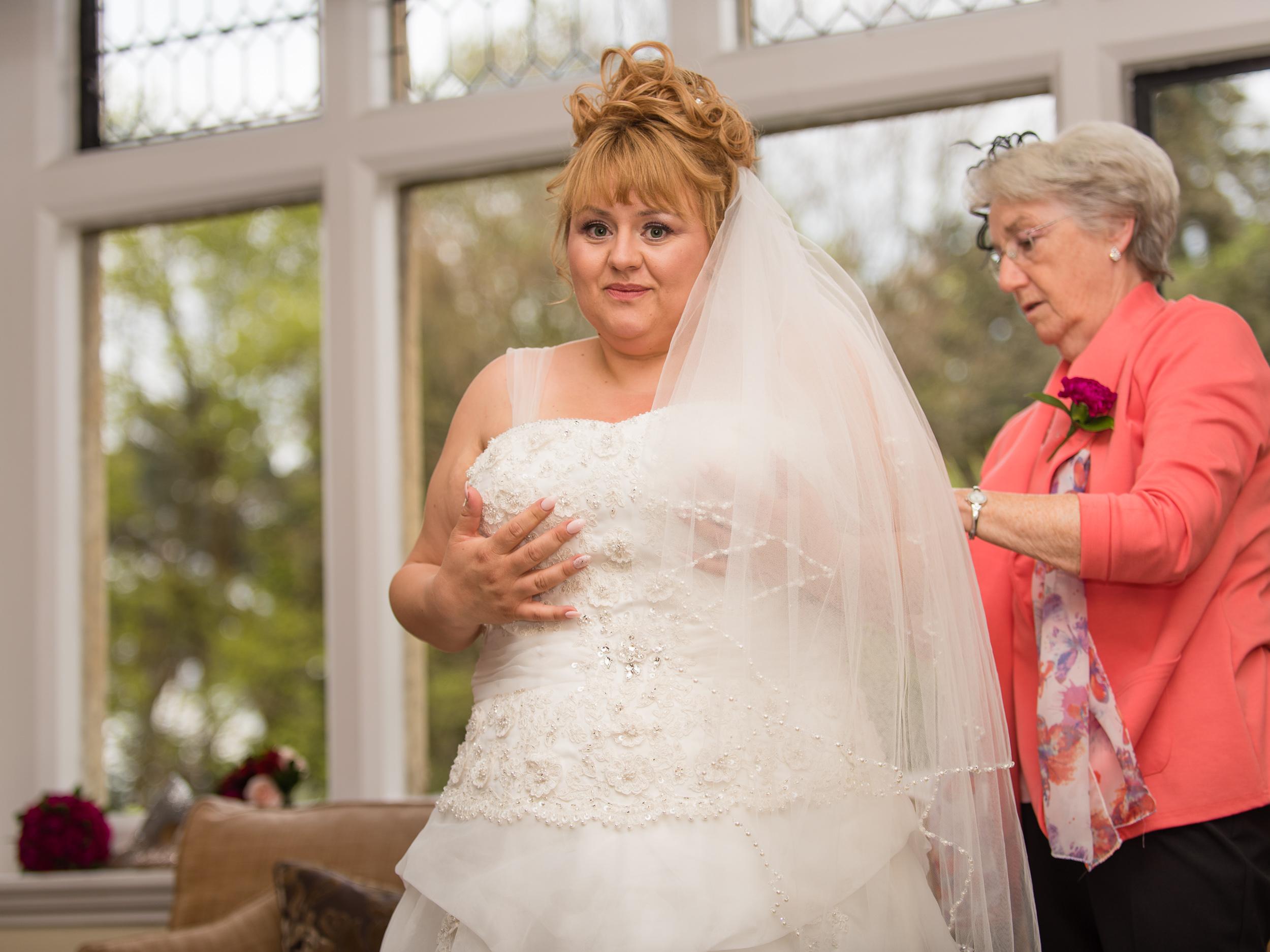 Mark & Selina Wedding - 57