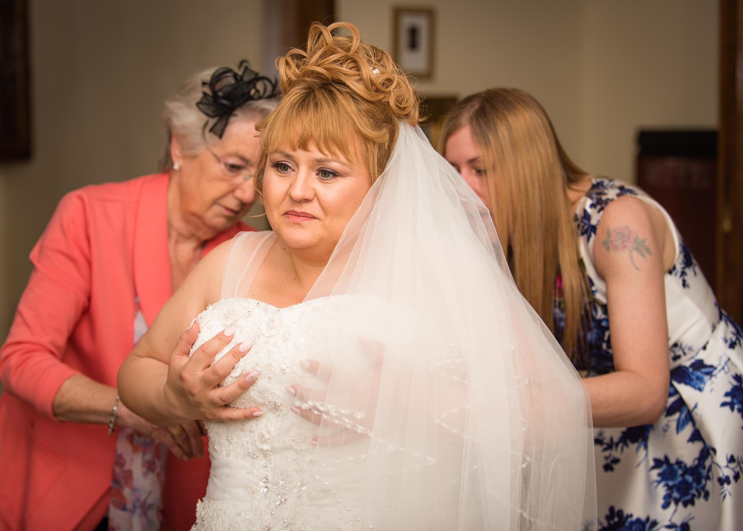 Mark & Selina Wedding - 58