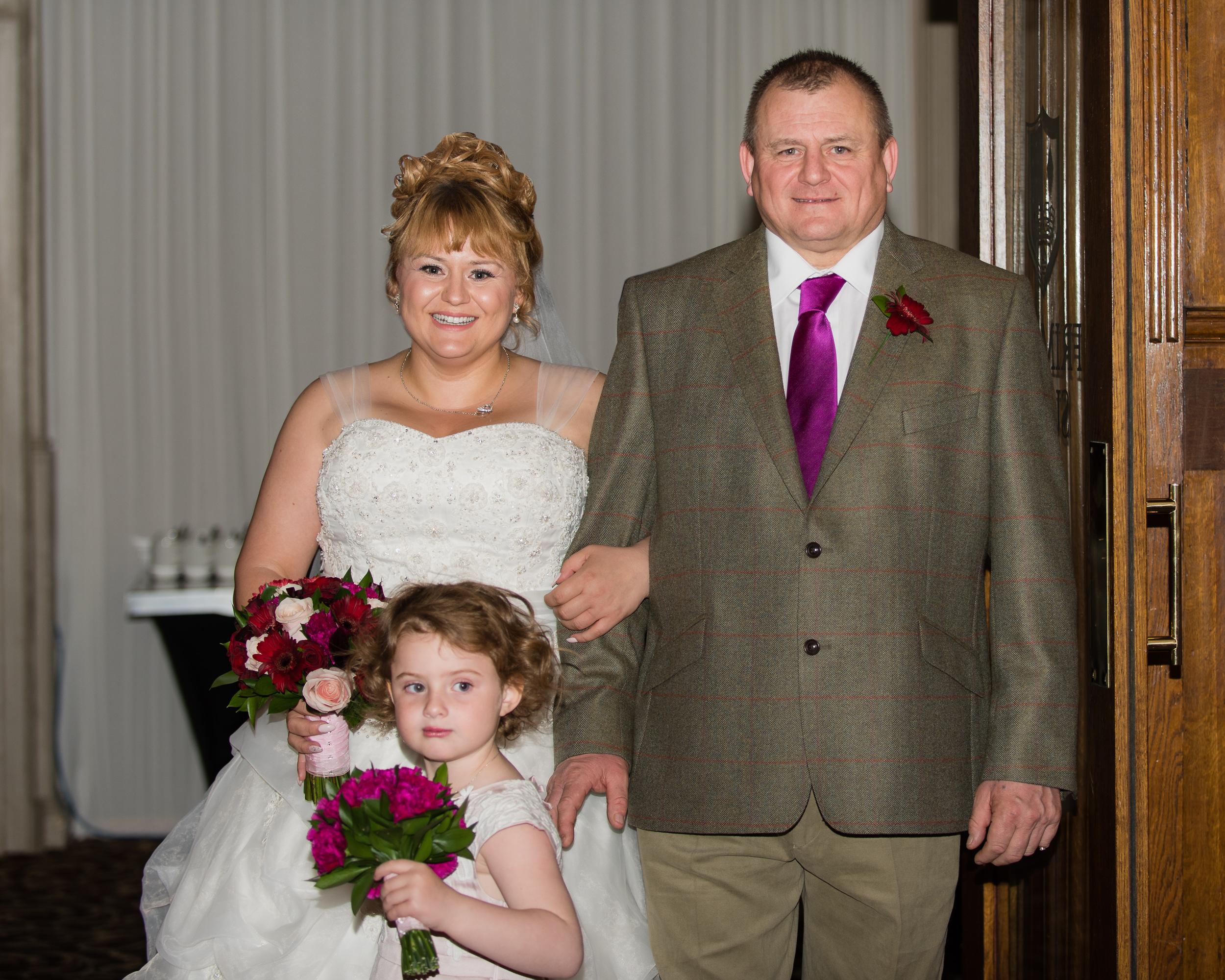 Mark & Selina Wedding - 87