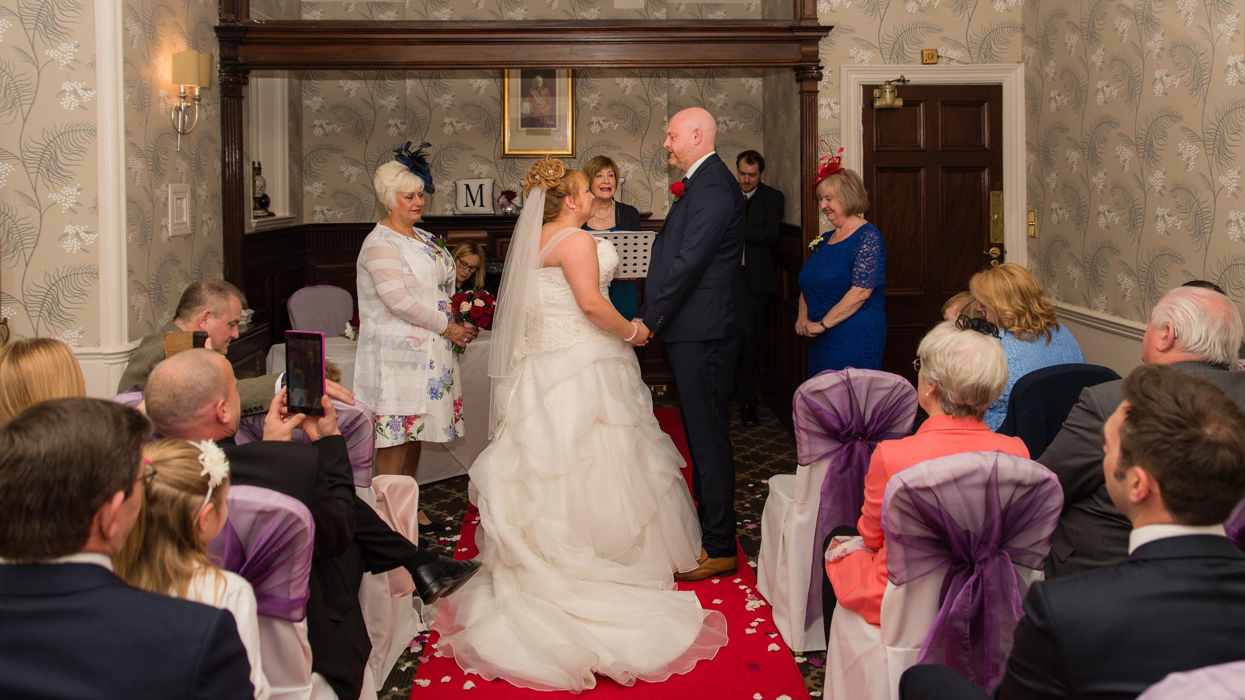 Mark & Selina Wedding - 102