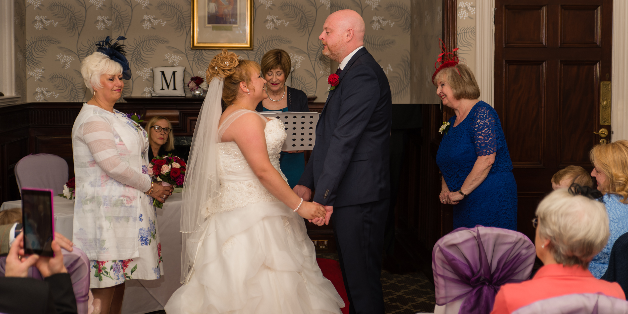 Mark & Selina Wedding - 101