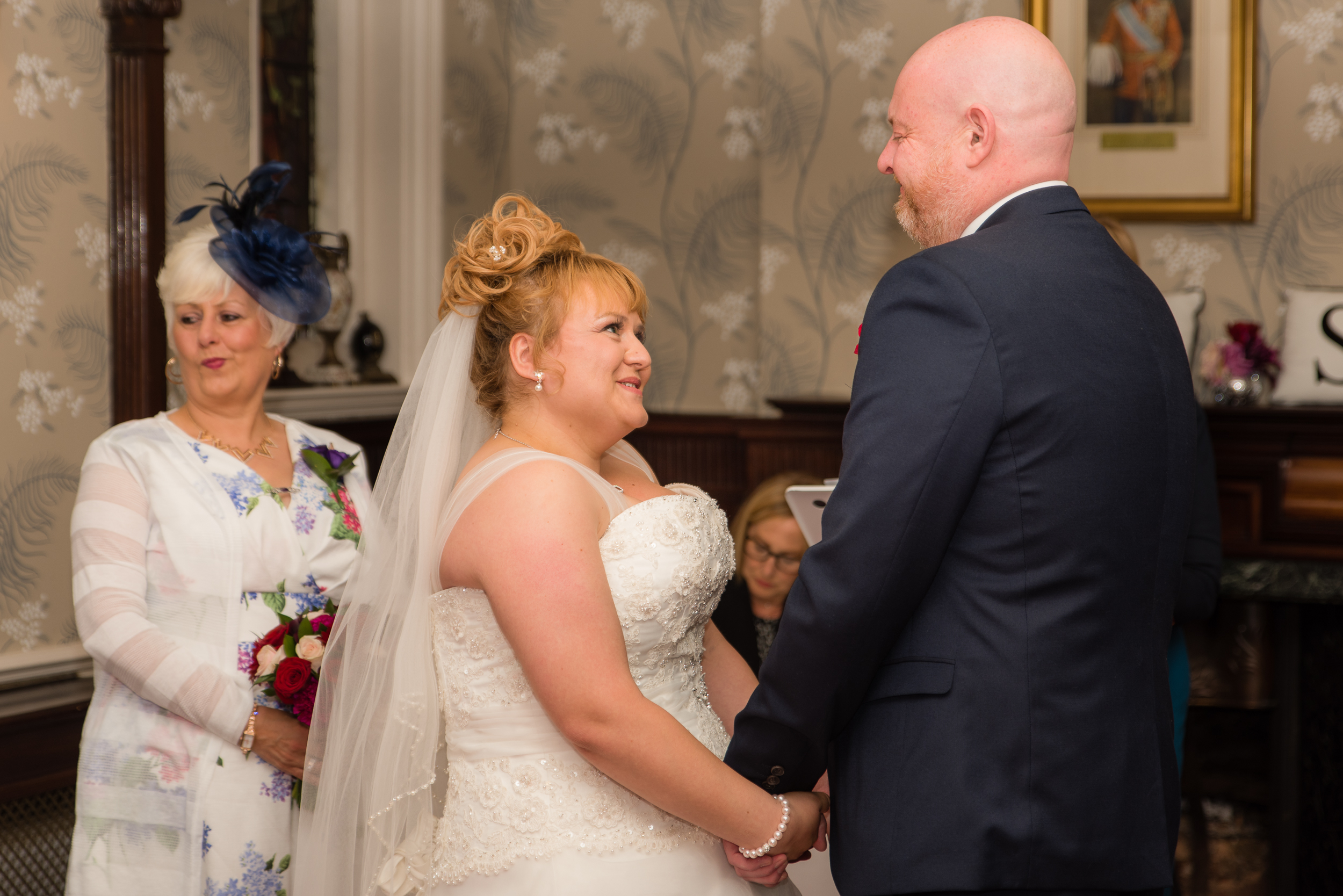 Mark & Selina Wedding - 106