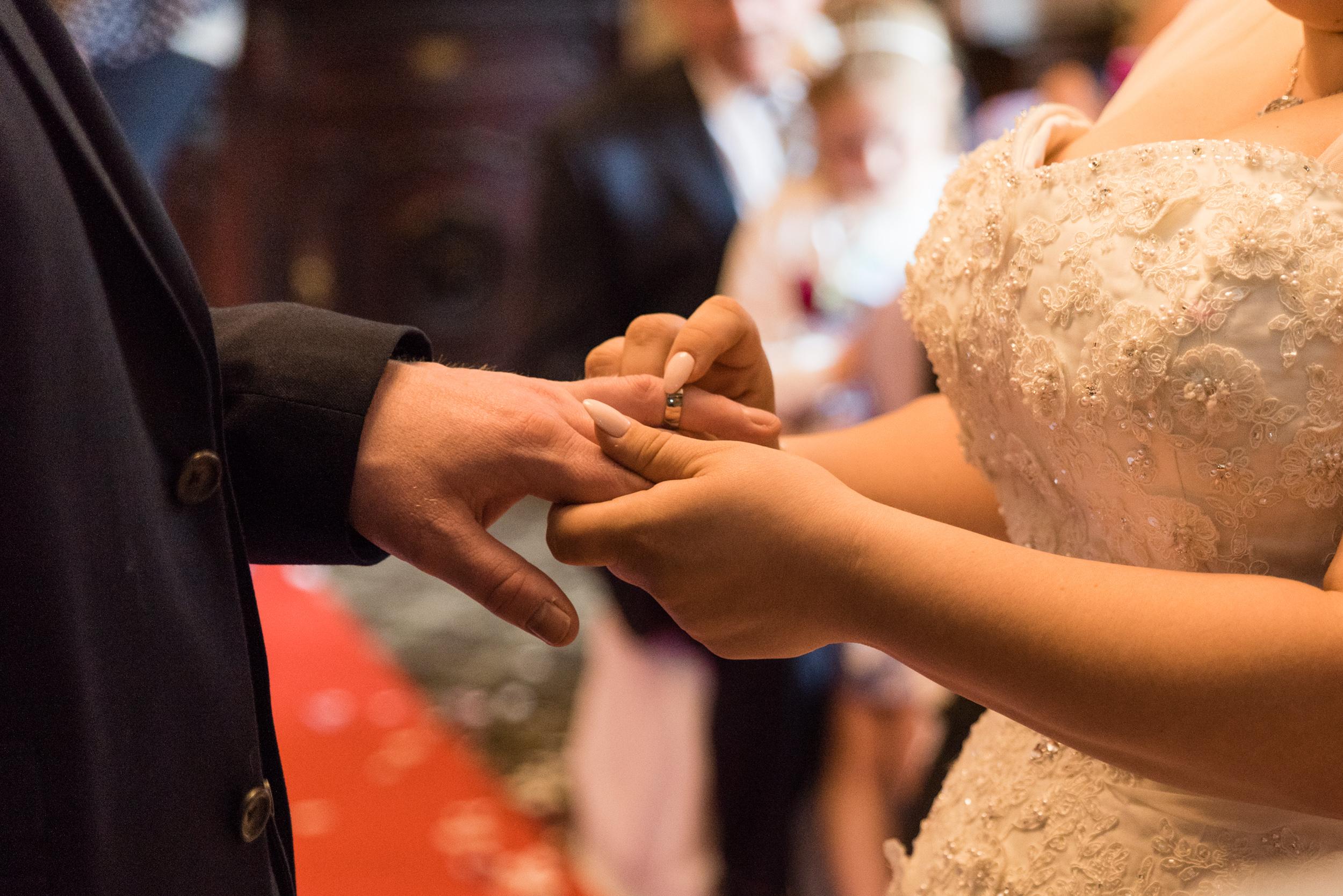 Mark & Selina Wedding - 110