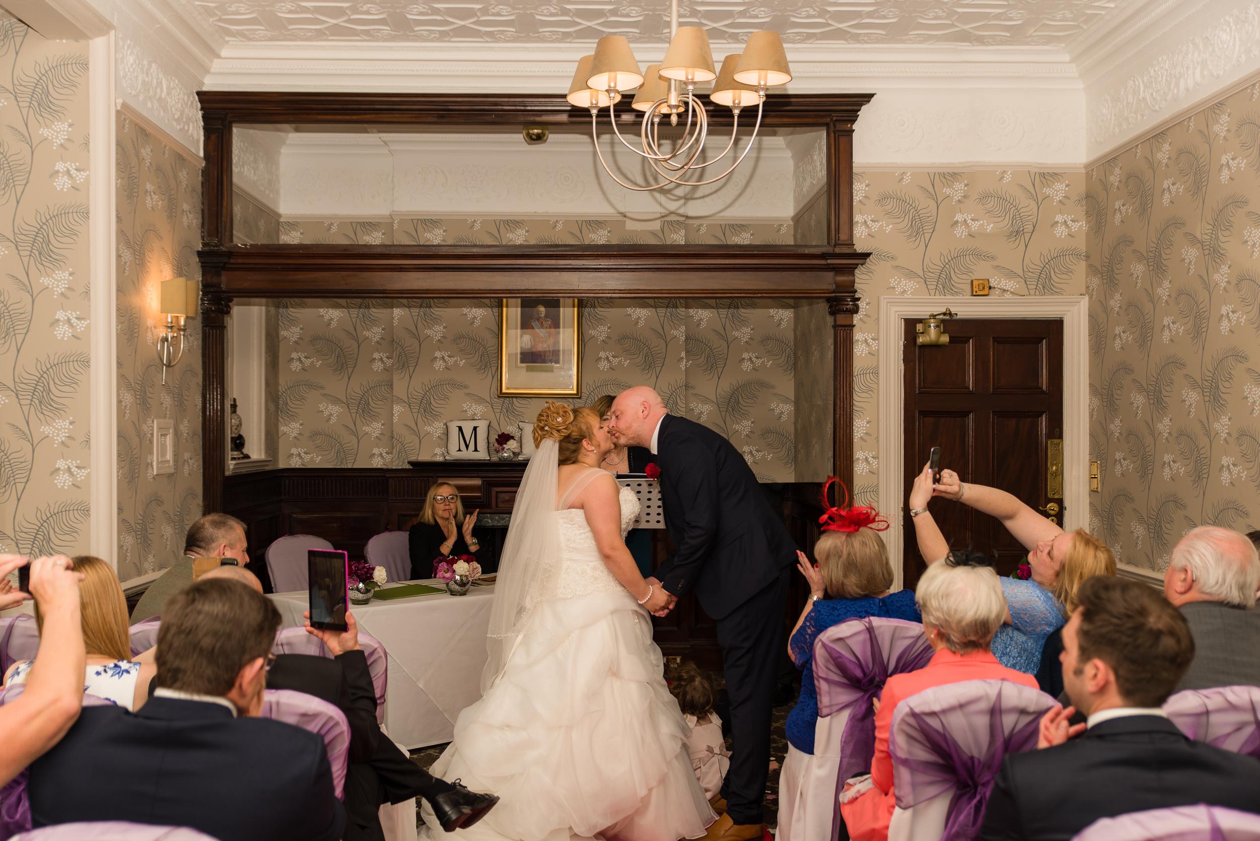 Mark & Selina Wedding - 112