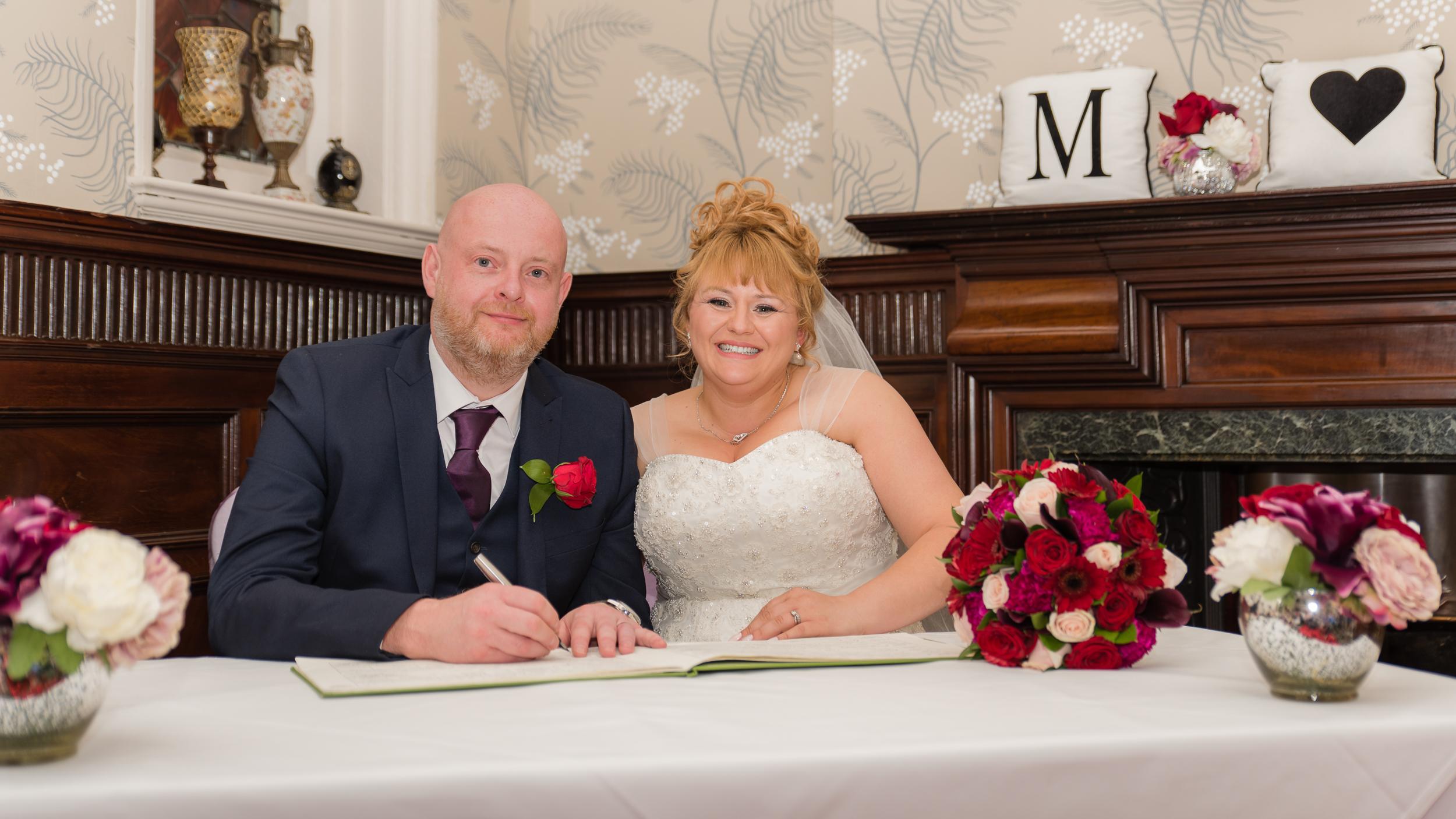 Mark & Selina Wedding - 115