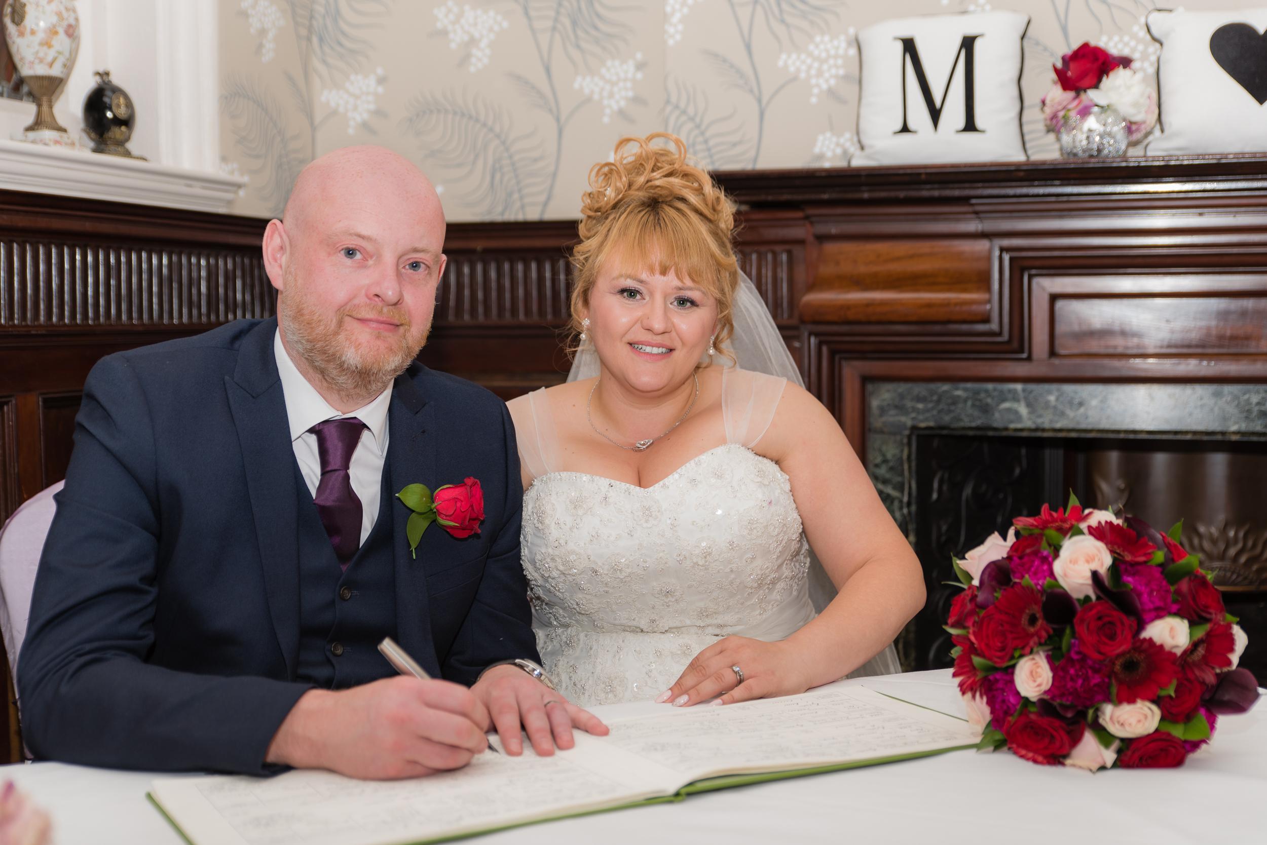 Mark & Selina Wedding - 116