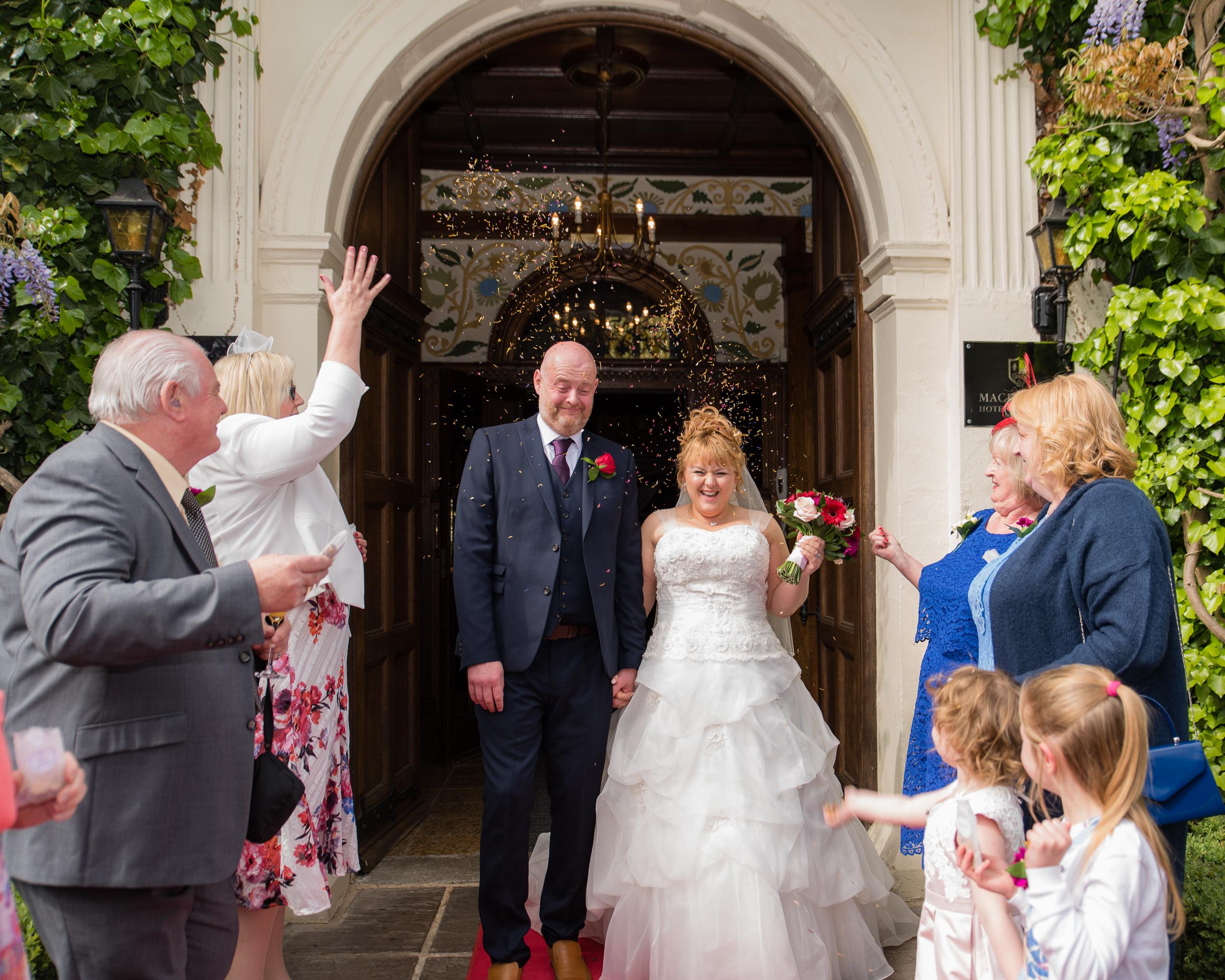 Mark & Selina Wedding - 121
