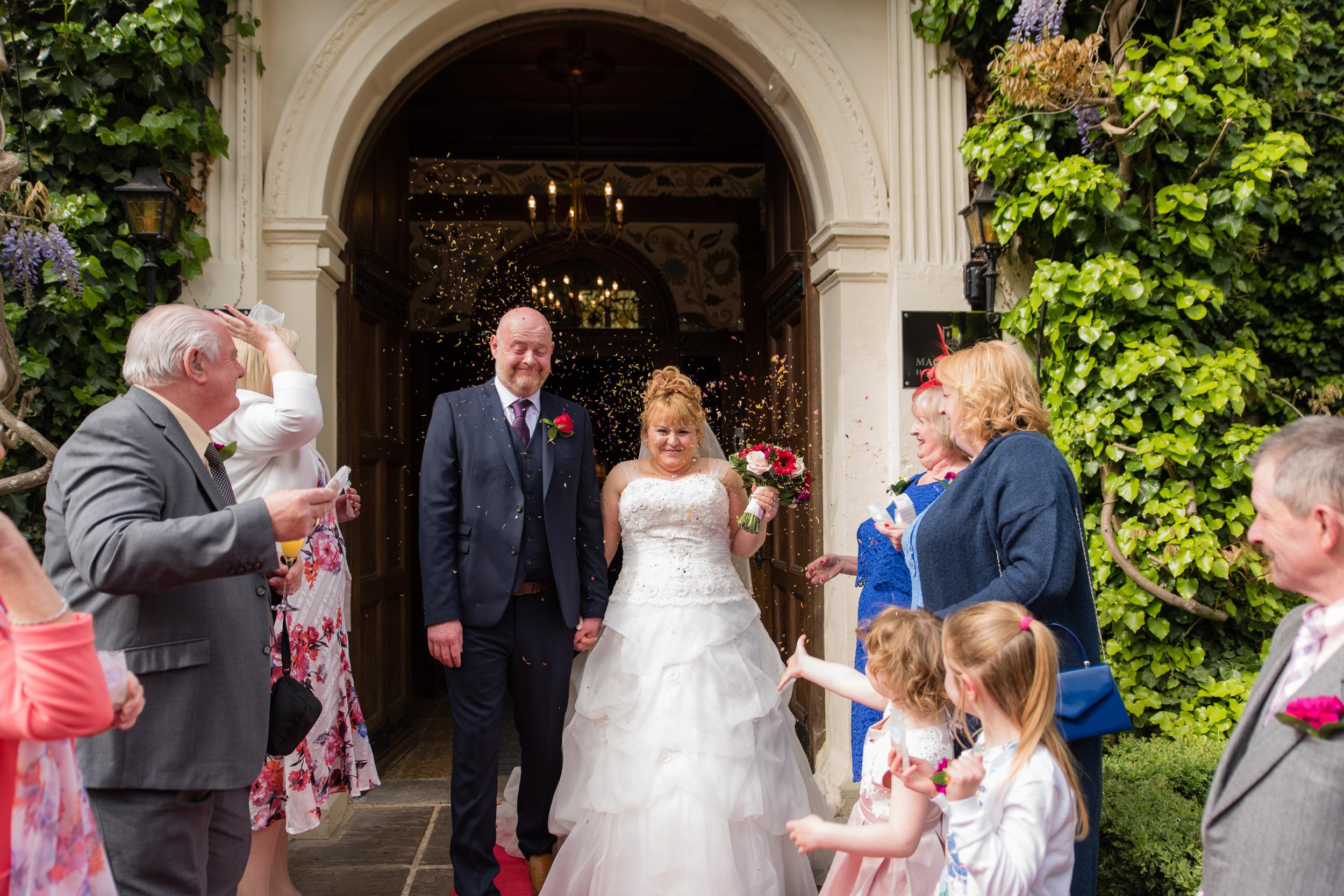 Mark & Selina Wedding - 122