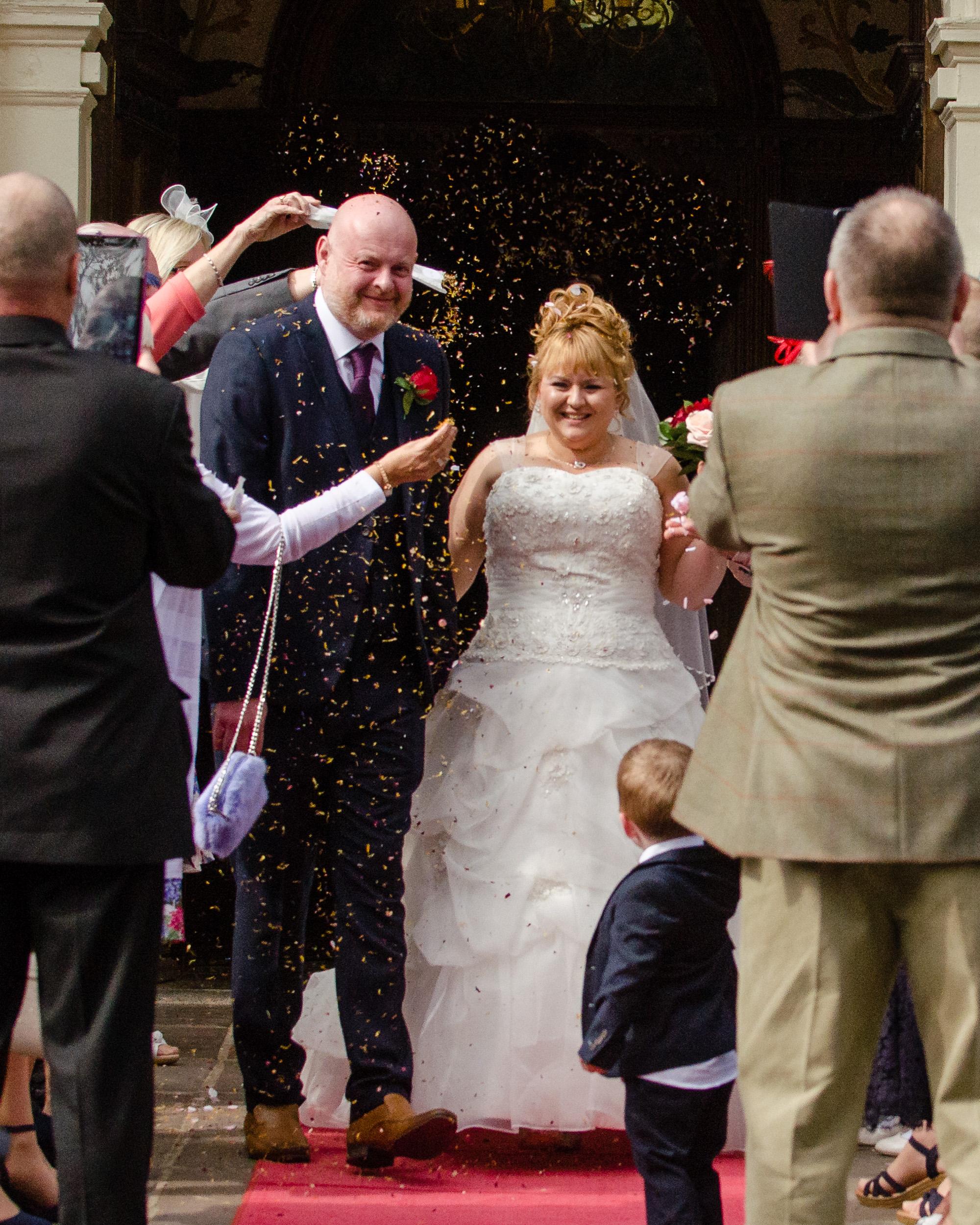 Mark & Selina Wedding - 123