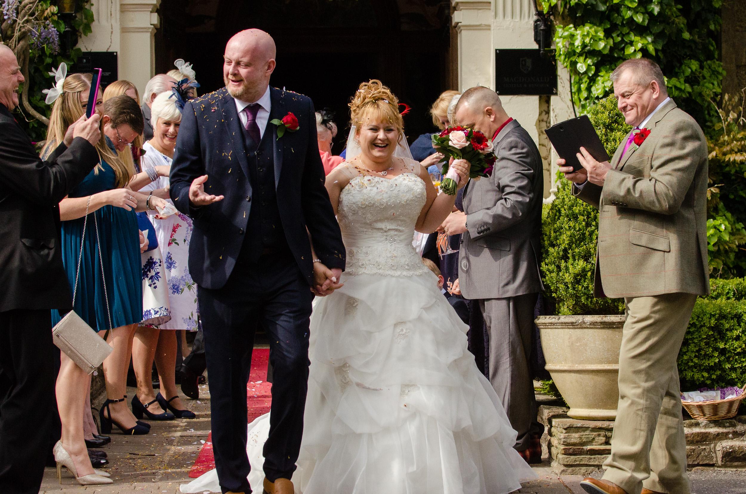 Mark & Selina Wedding - 124