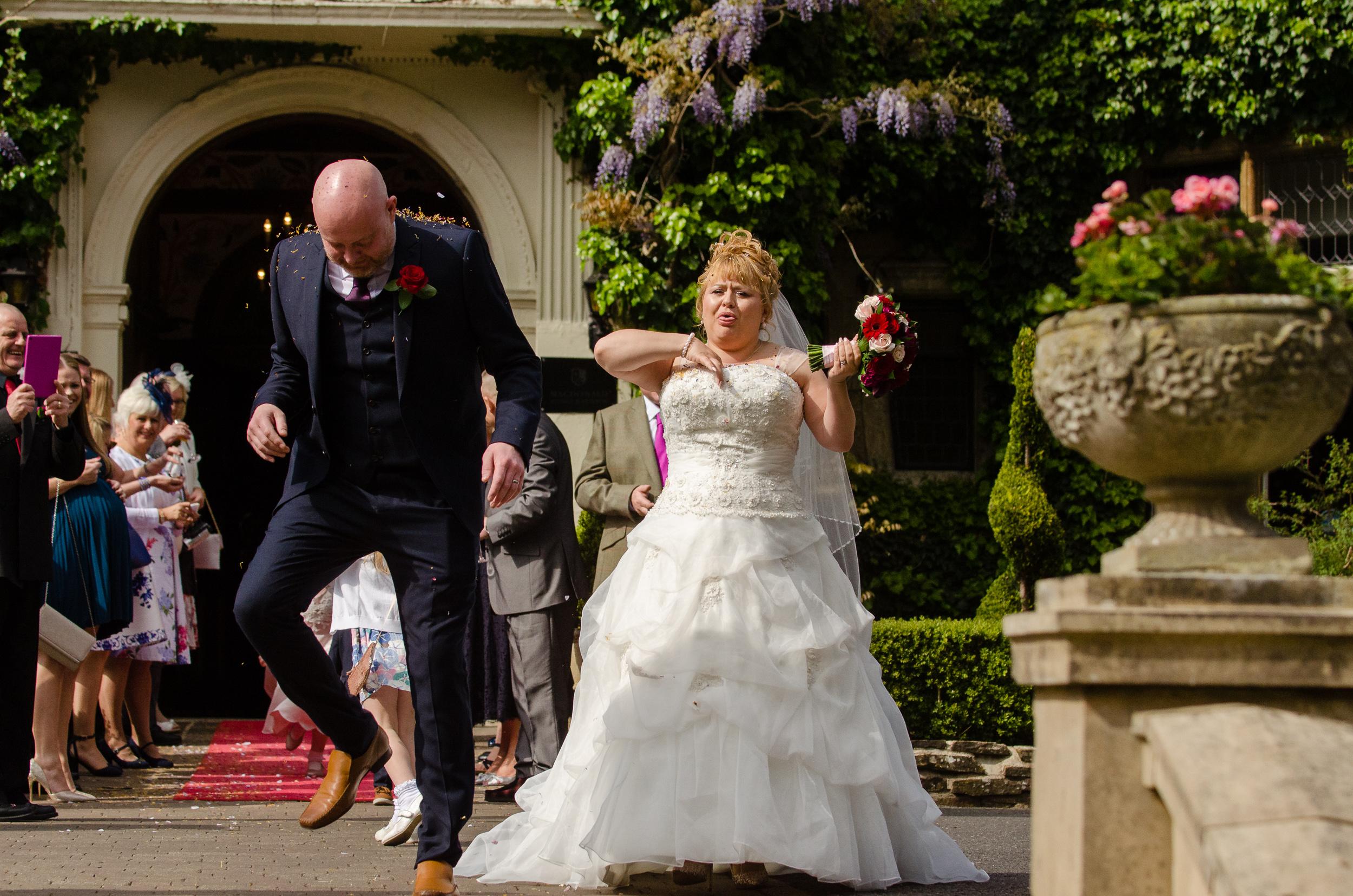 Mark & Selina Wedding - 125