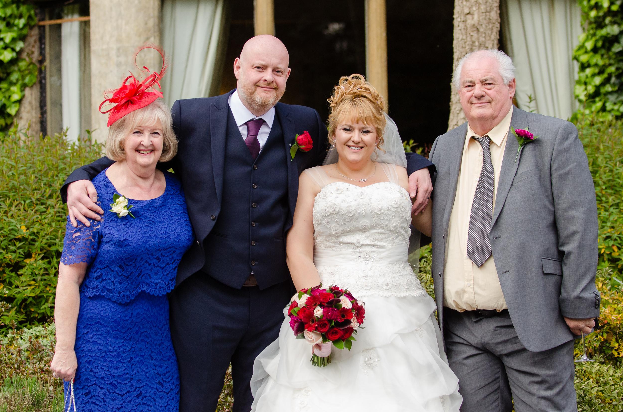 Mark & Selina Wedding - 132