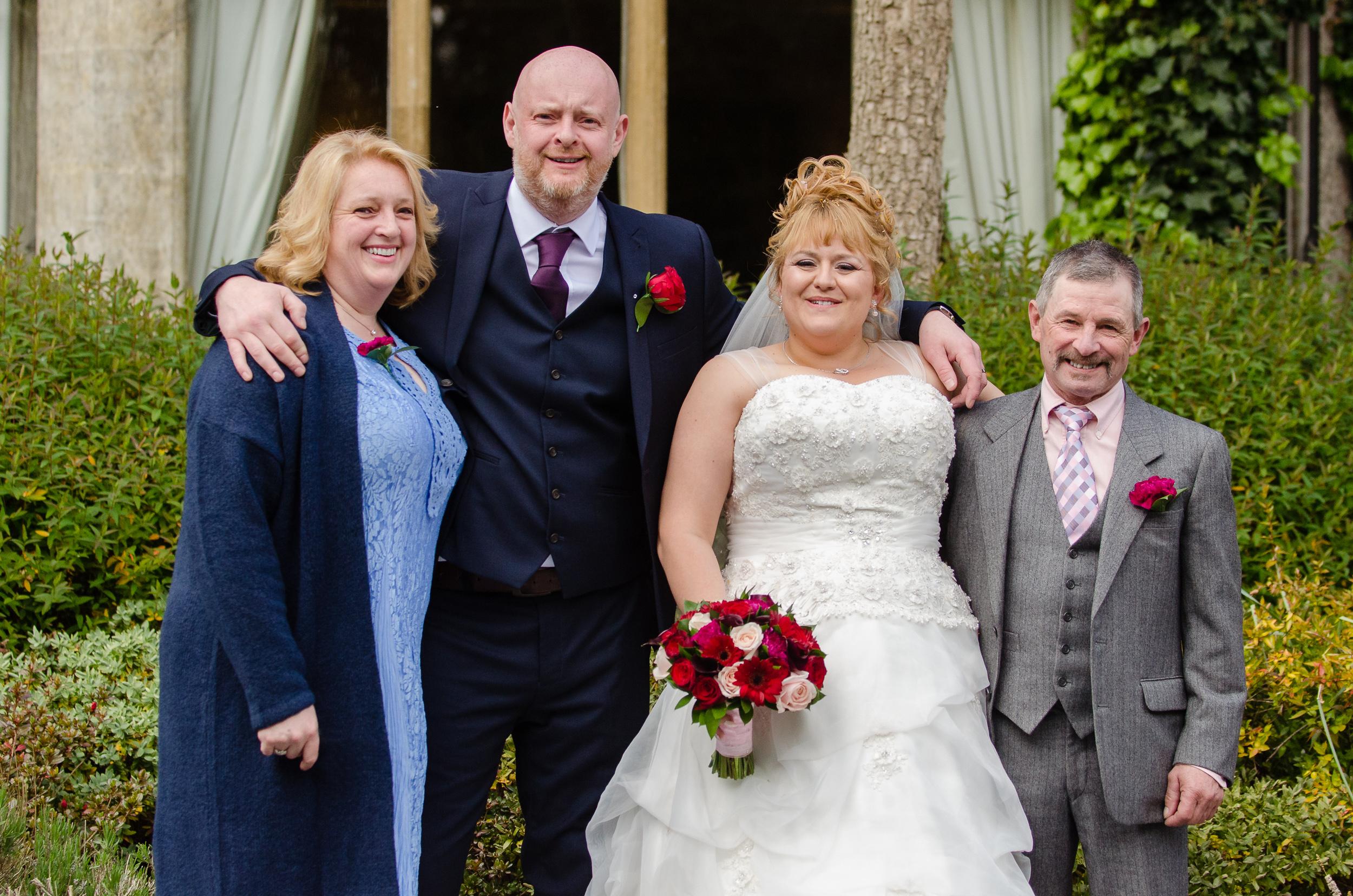 Mark & Selina Wedding - 133
