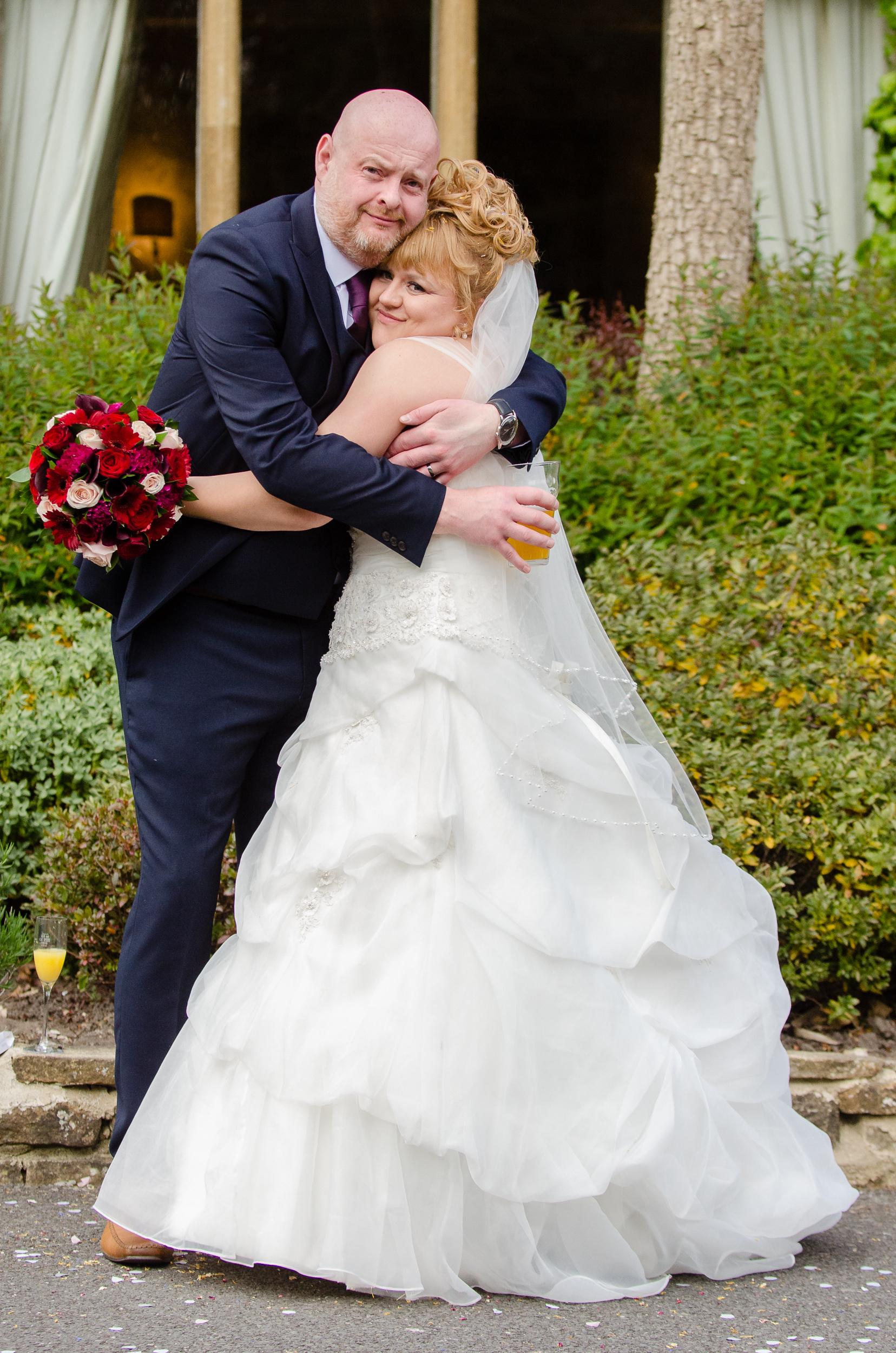 Mark & Selina Wedding - 134