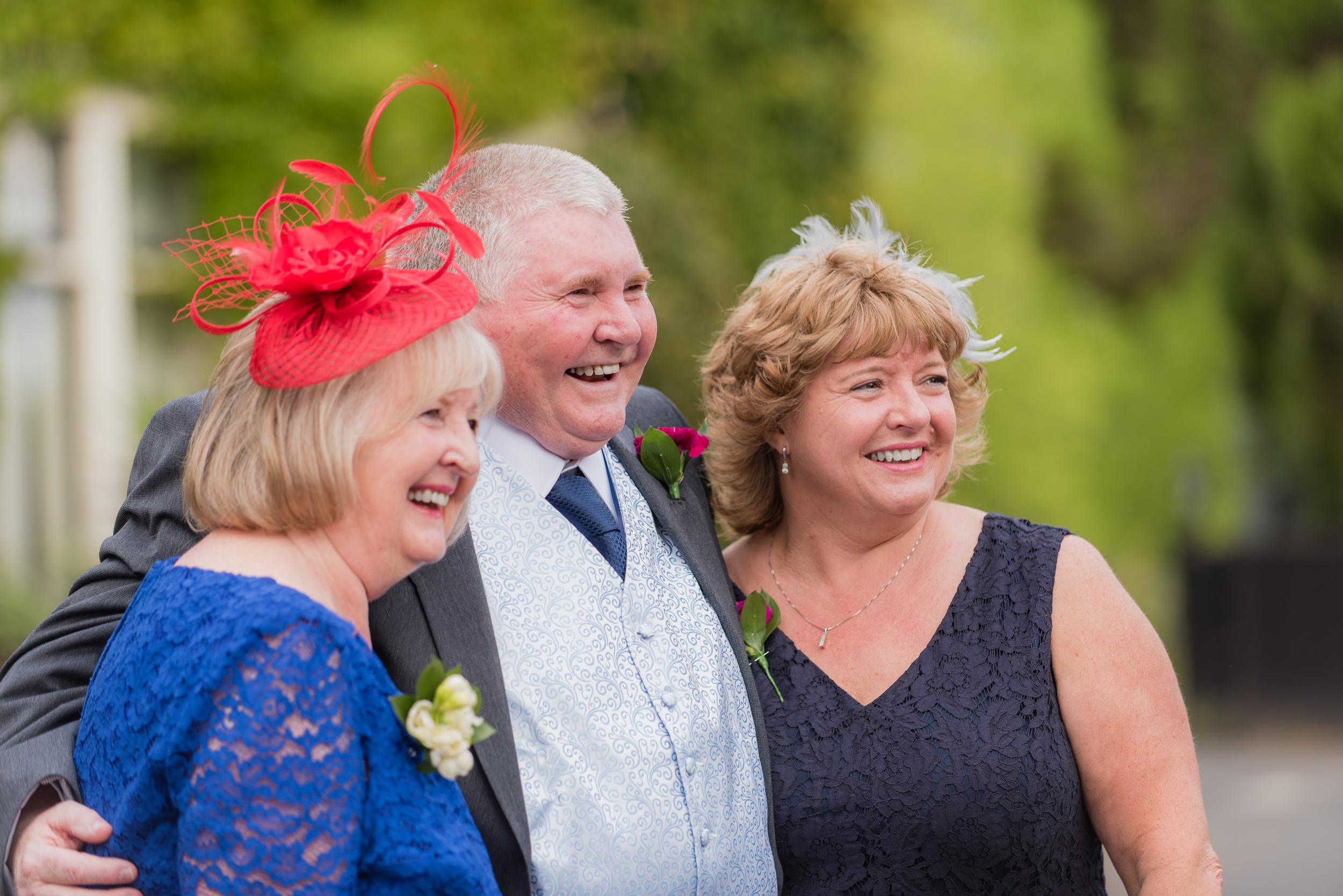 Mark & Selina Wedding - 145