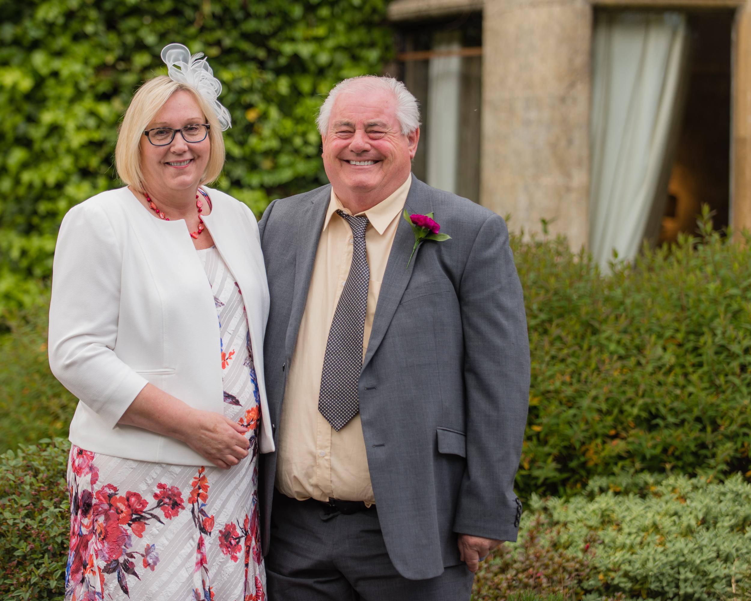 Mark & Selina Wedding - 151