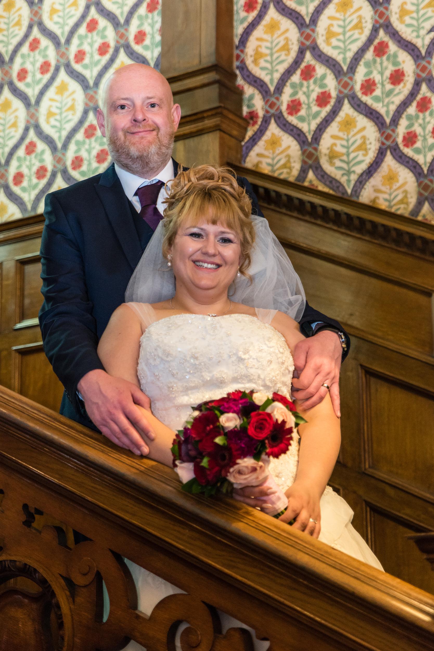 Mark & Selina Wedding - 153