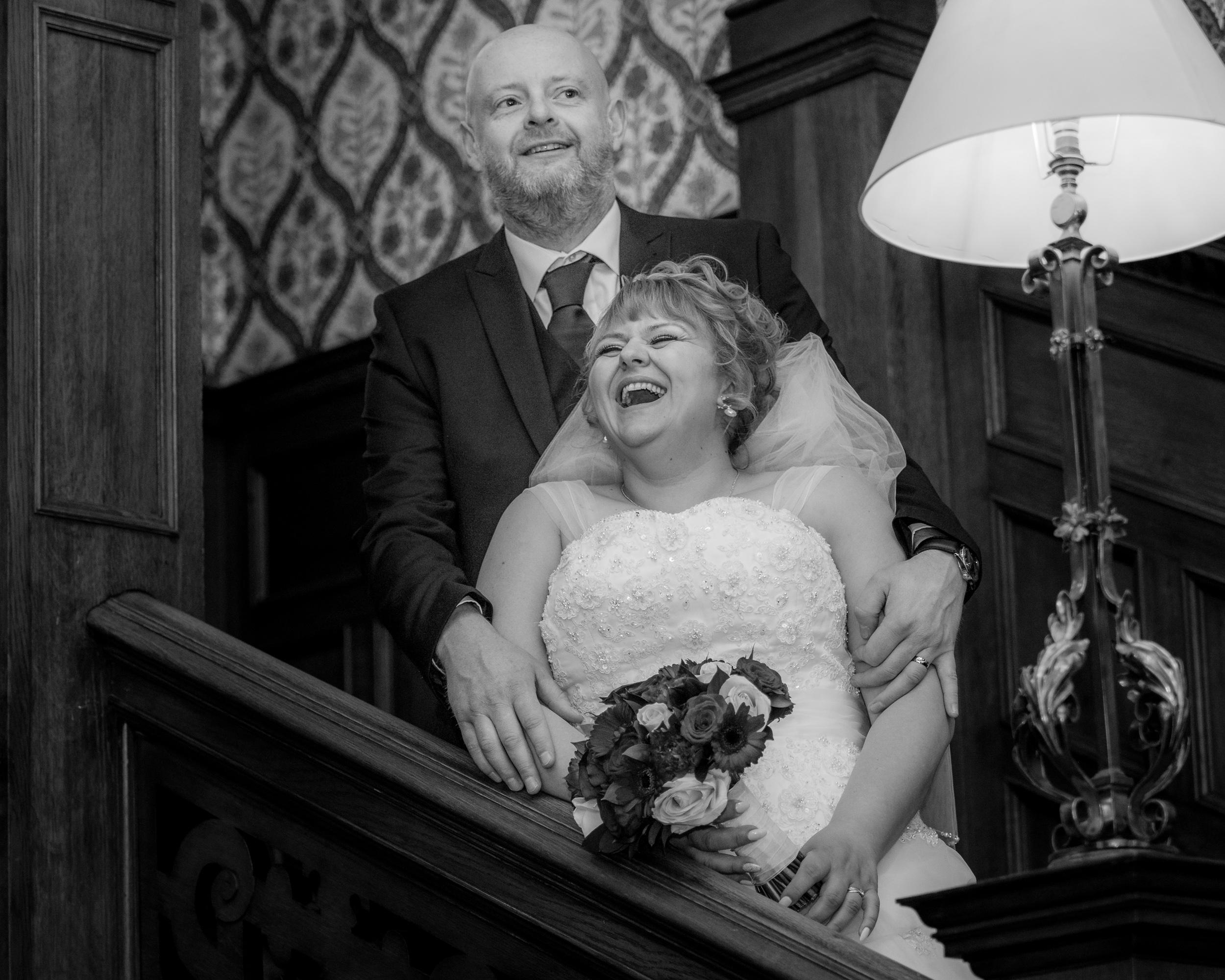 Mark & Selina Wedding - 154