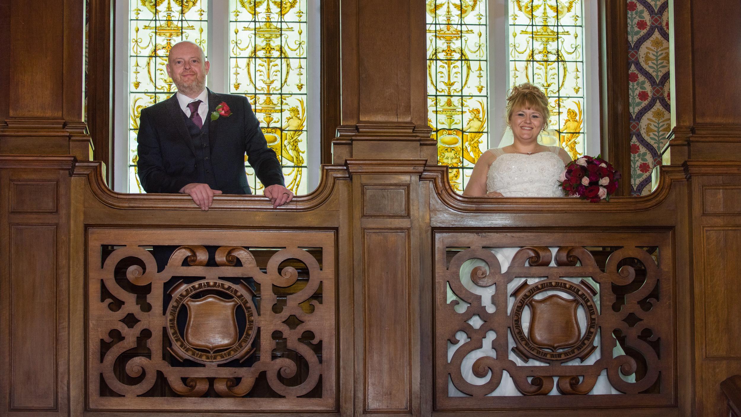 Mark & Selina Wedding - 155