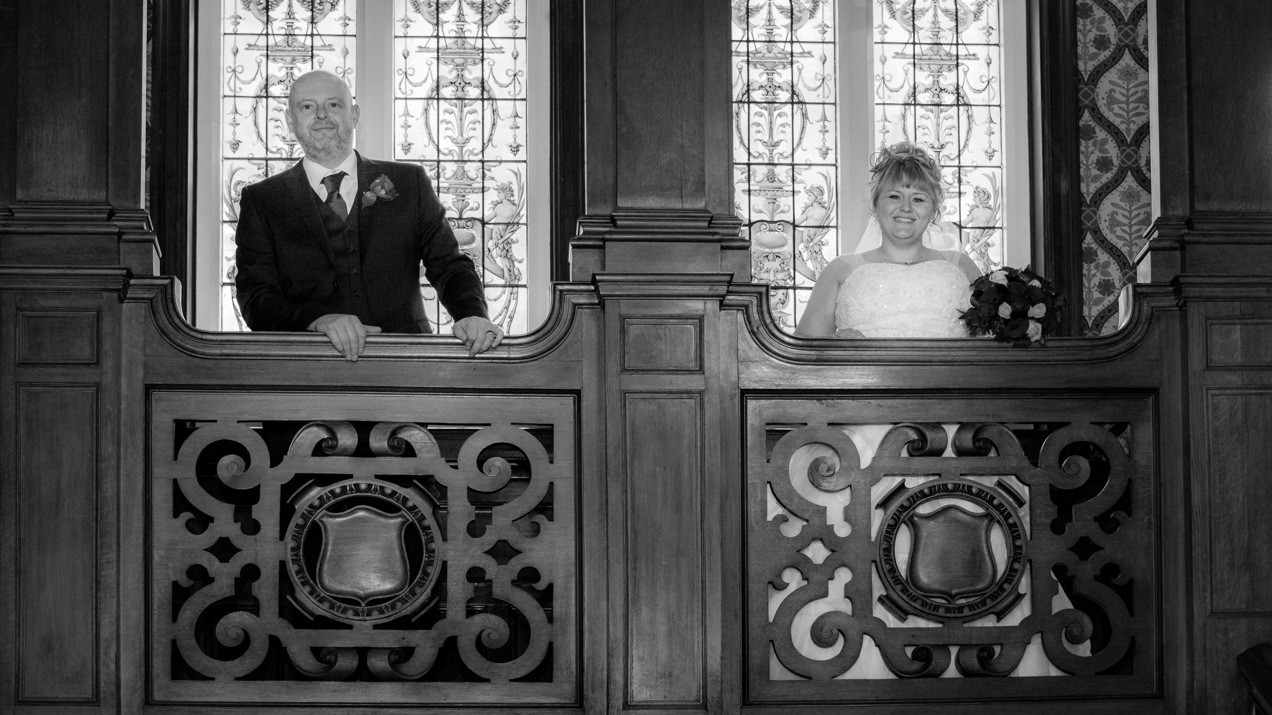 Mark & Selina Wedding - 156