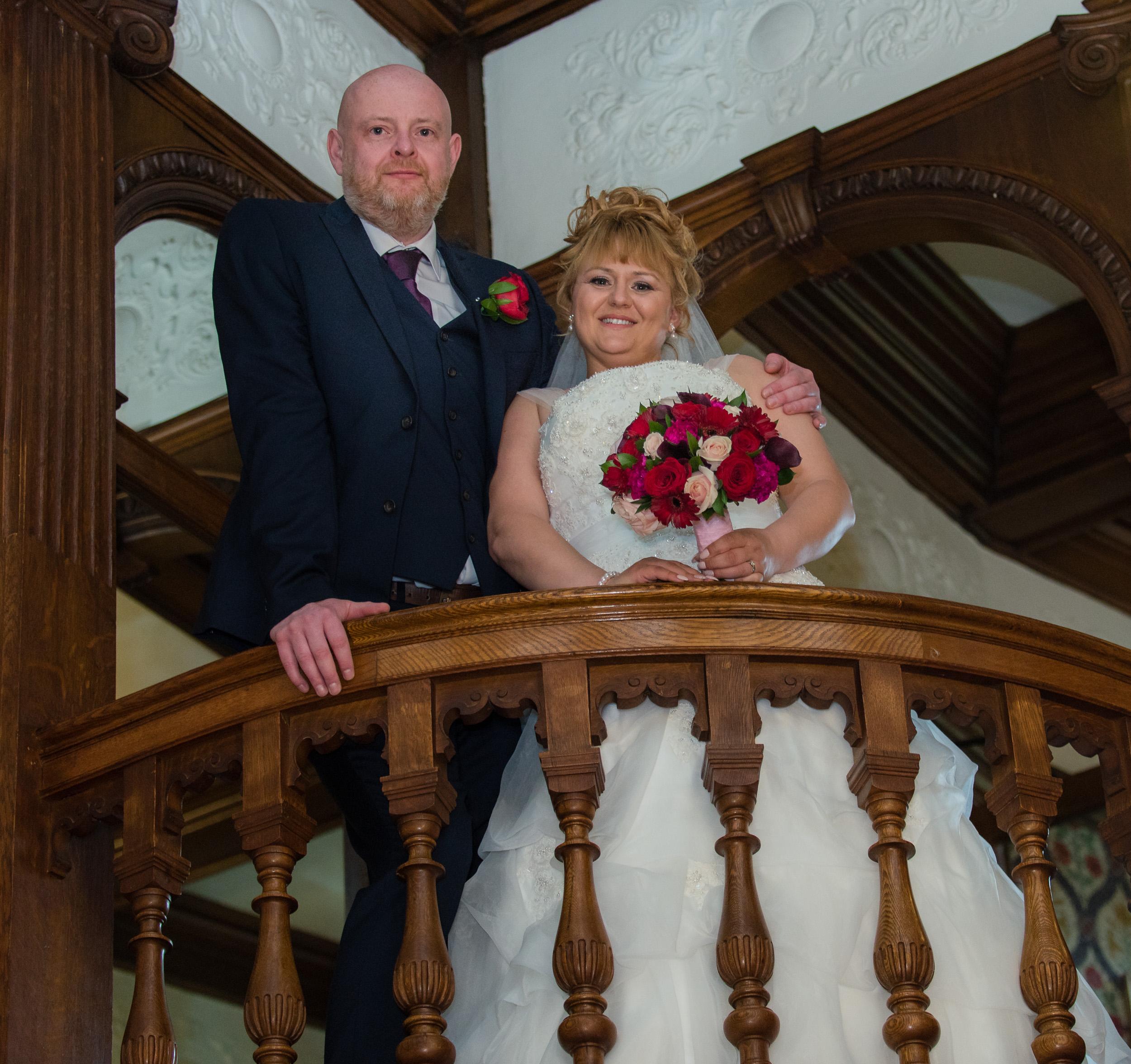 Mark & Selina Wedding - 157