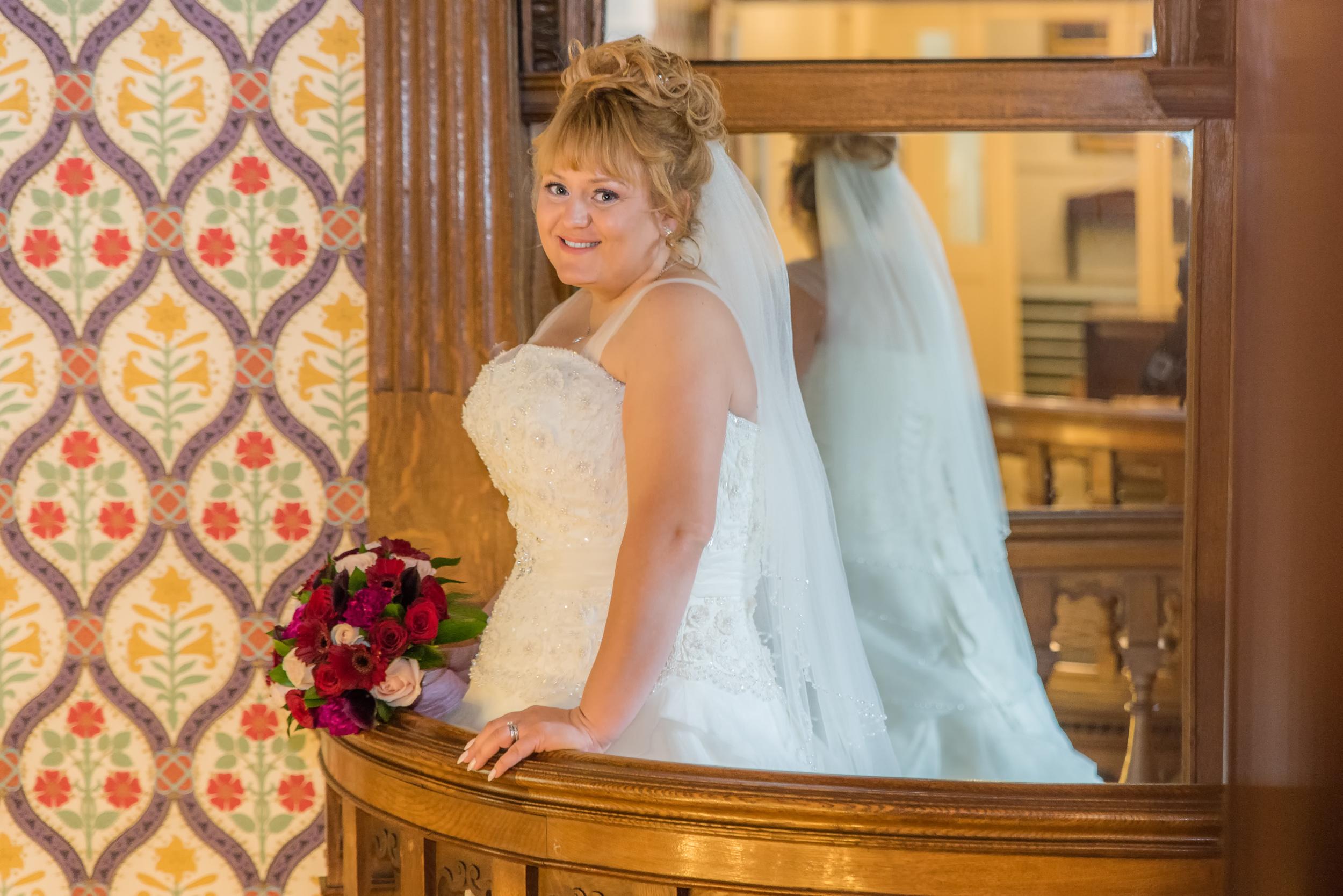 Mark & Selina Wedding - 159