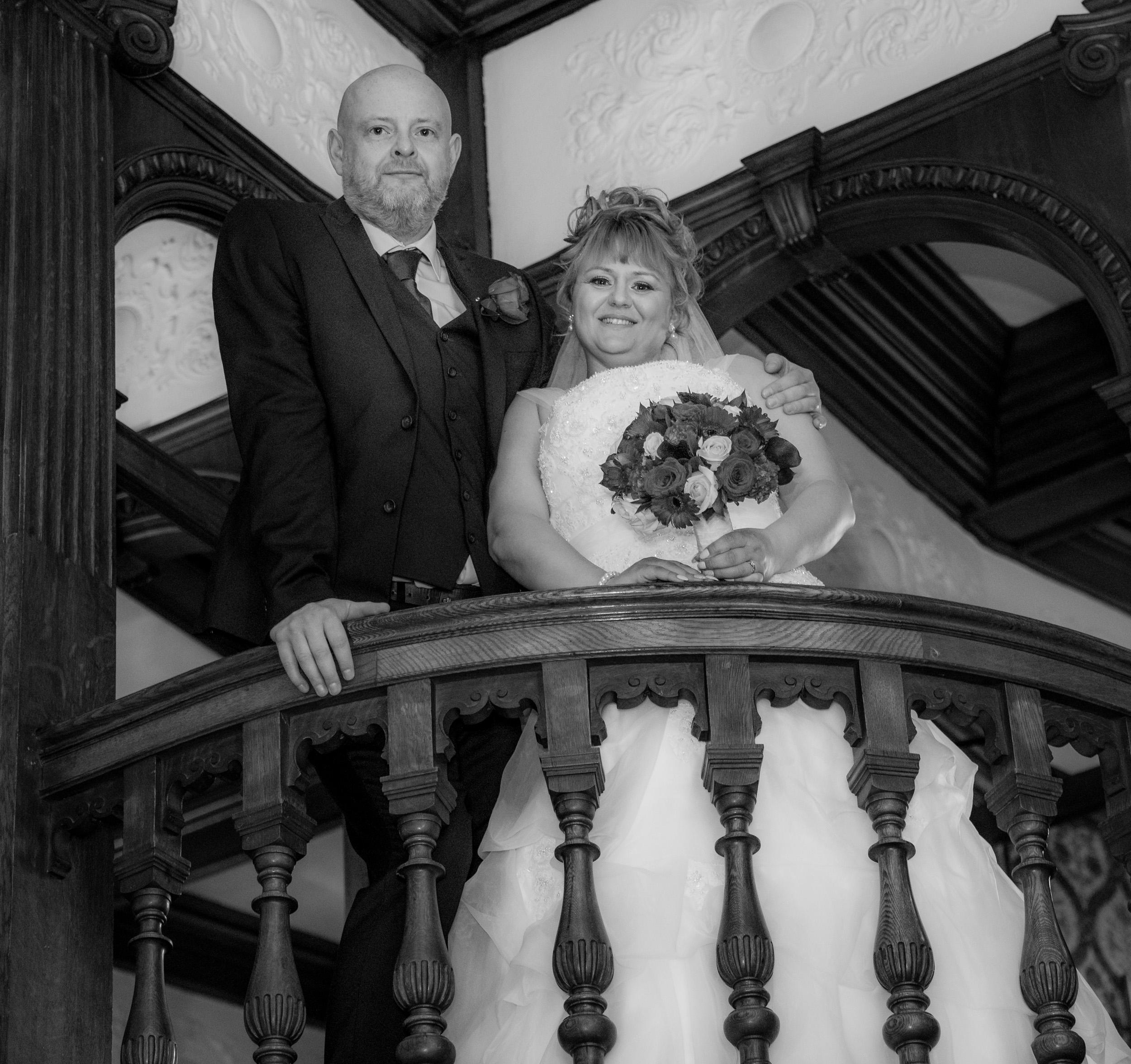 Mark & Selina Wedding - 158