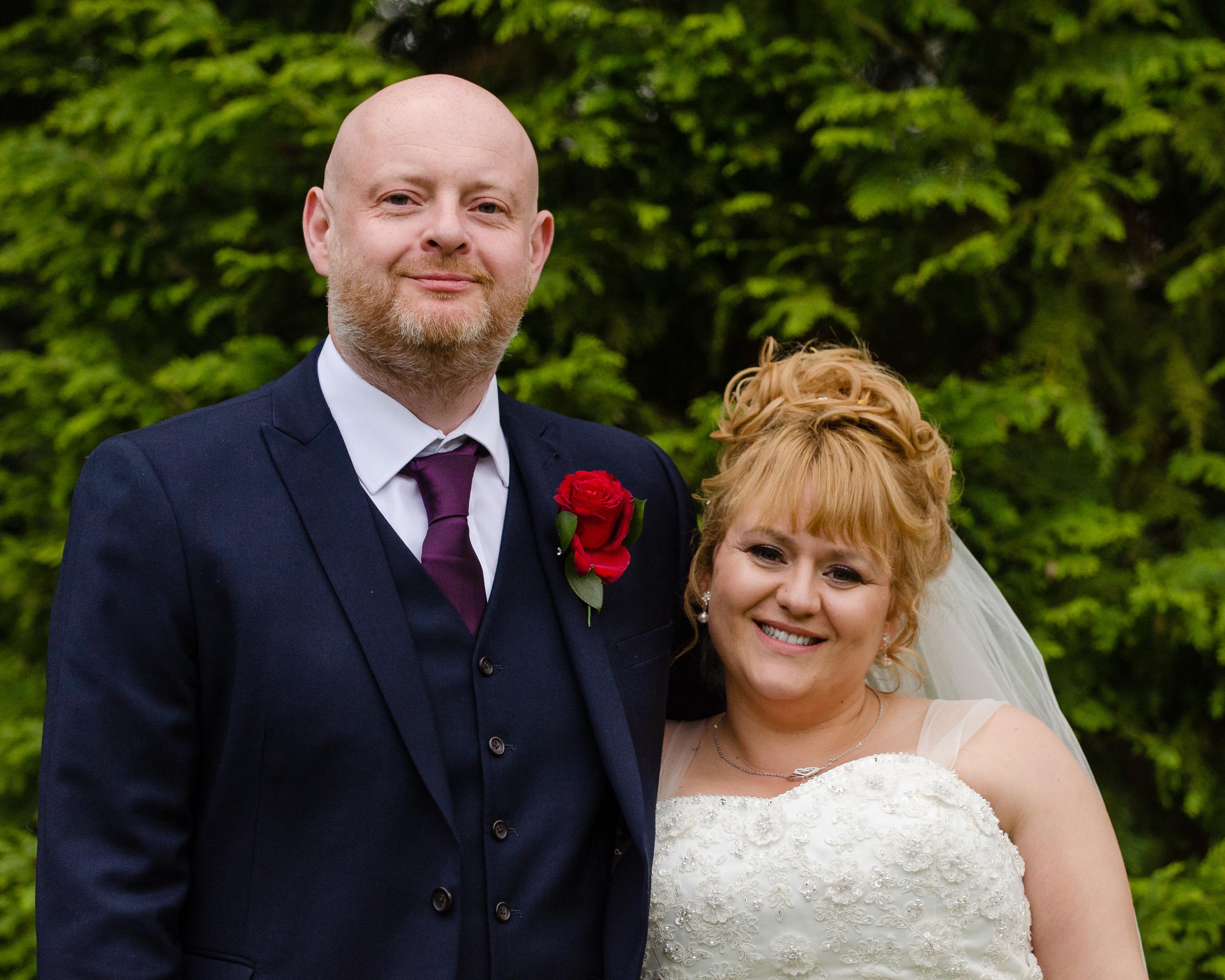 Mark & Selina Wedding - 167