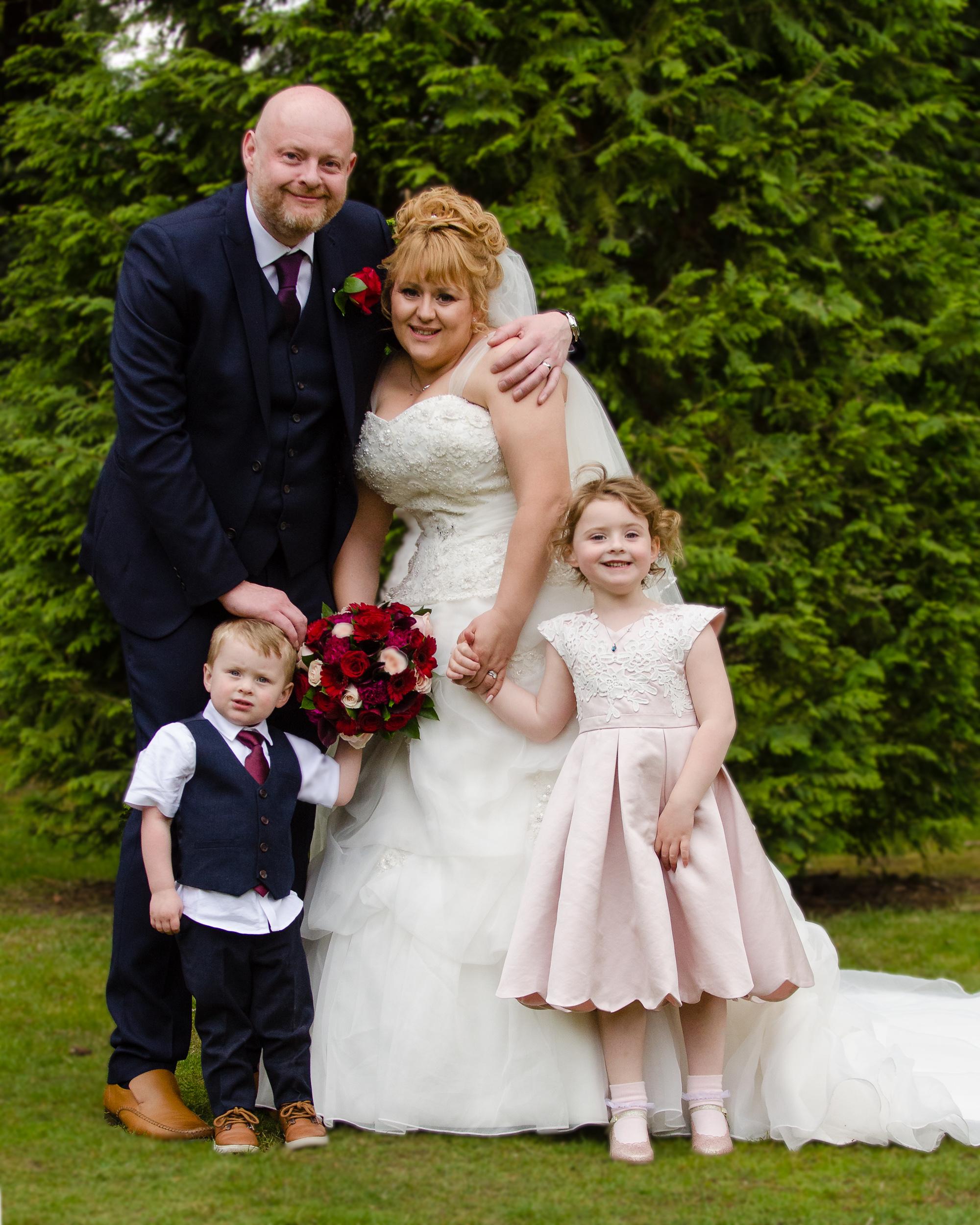 Mark & Selina Wedding - 166