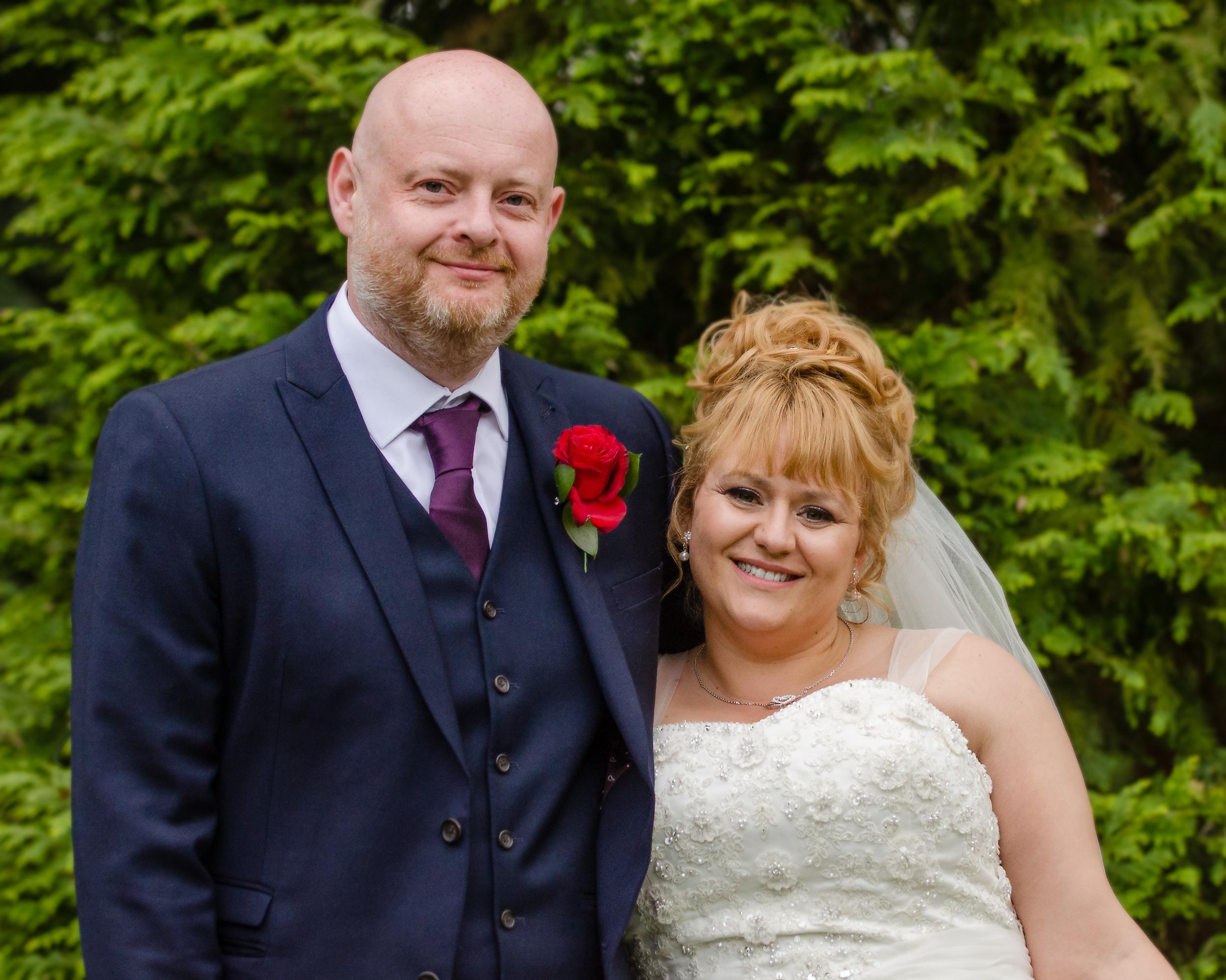 Mark & Selina Wedding - 168