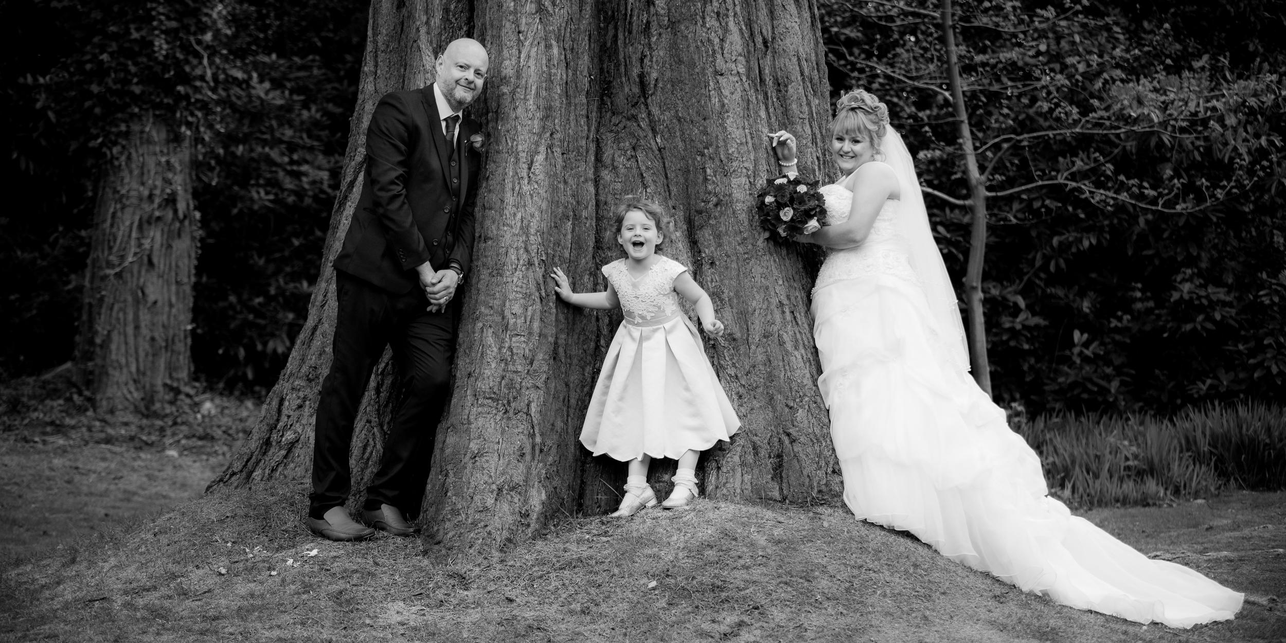 Mark & Selina Wedding - 178