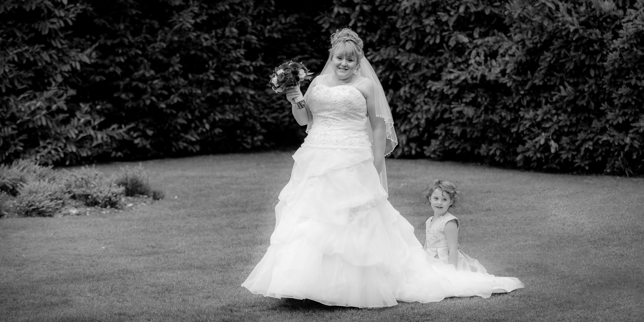 Mark & Selina Wedding - 185