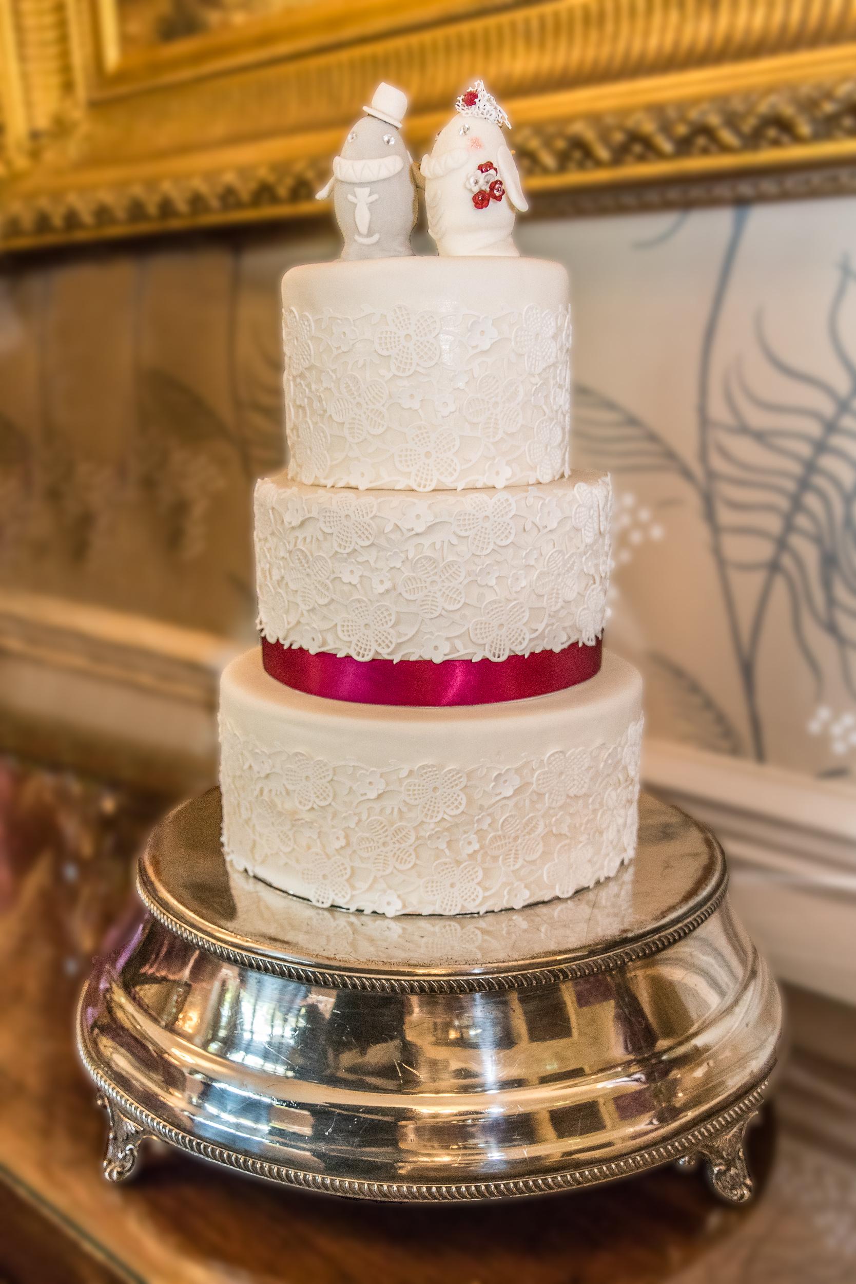 Mark & Selina Wedding - 186