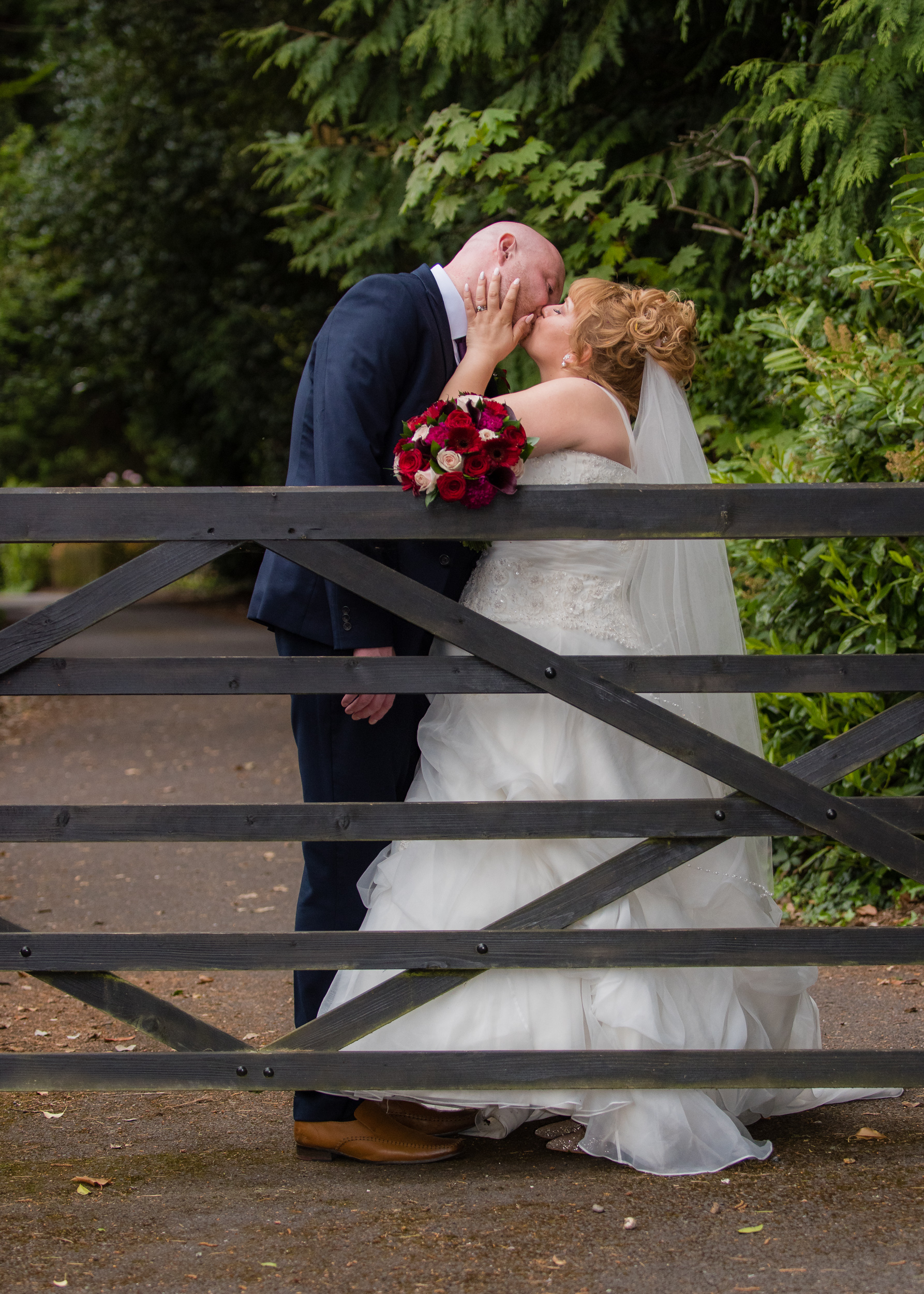 Mark & Selina Wedding - 202