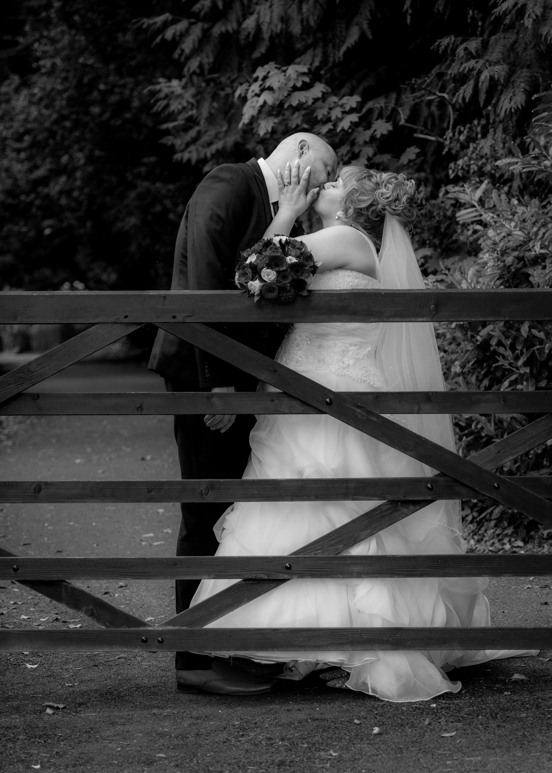 Mark & Selina Wedding - 203
