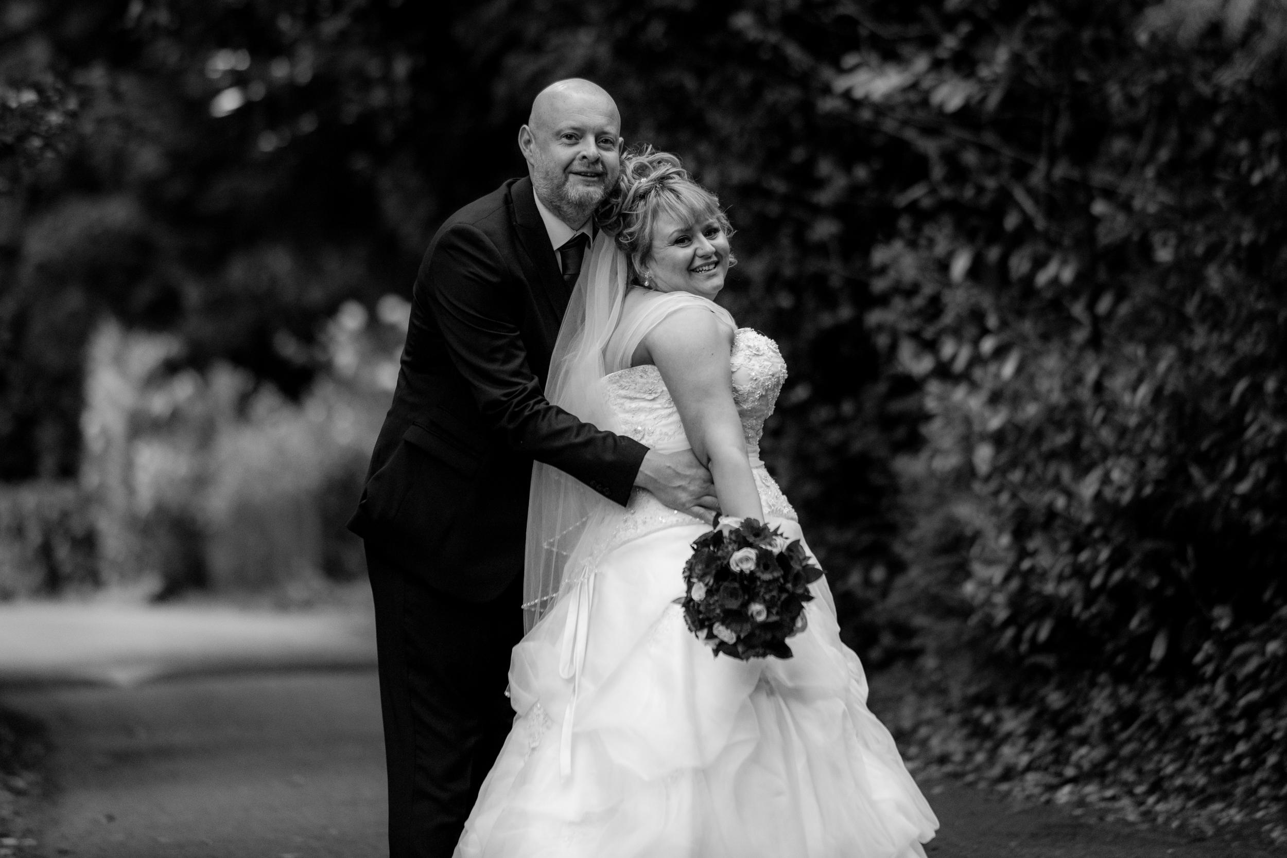 Mark & Selina Wedding - 208