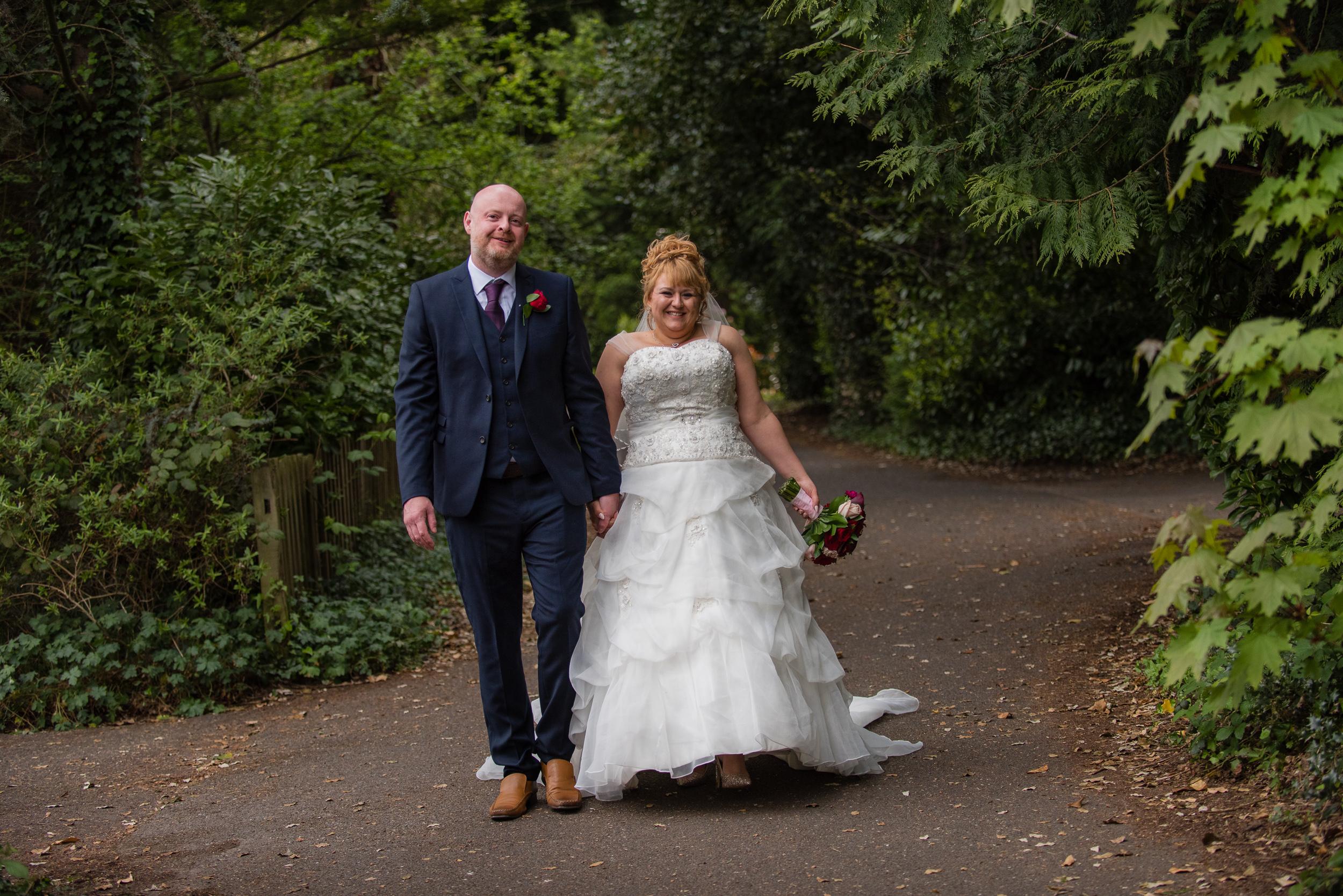 Mark & Selina Wedding - 210