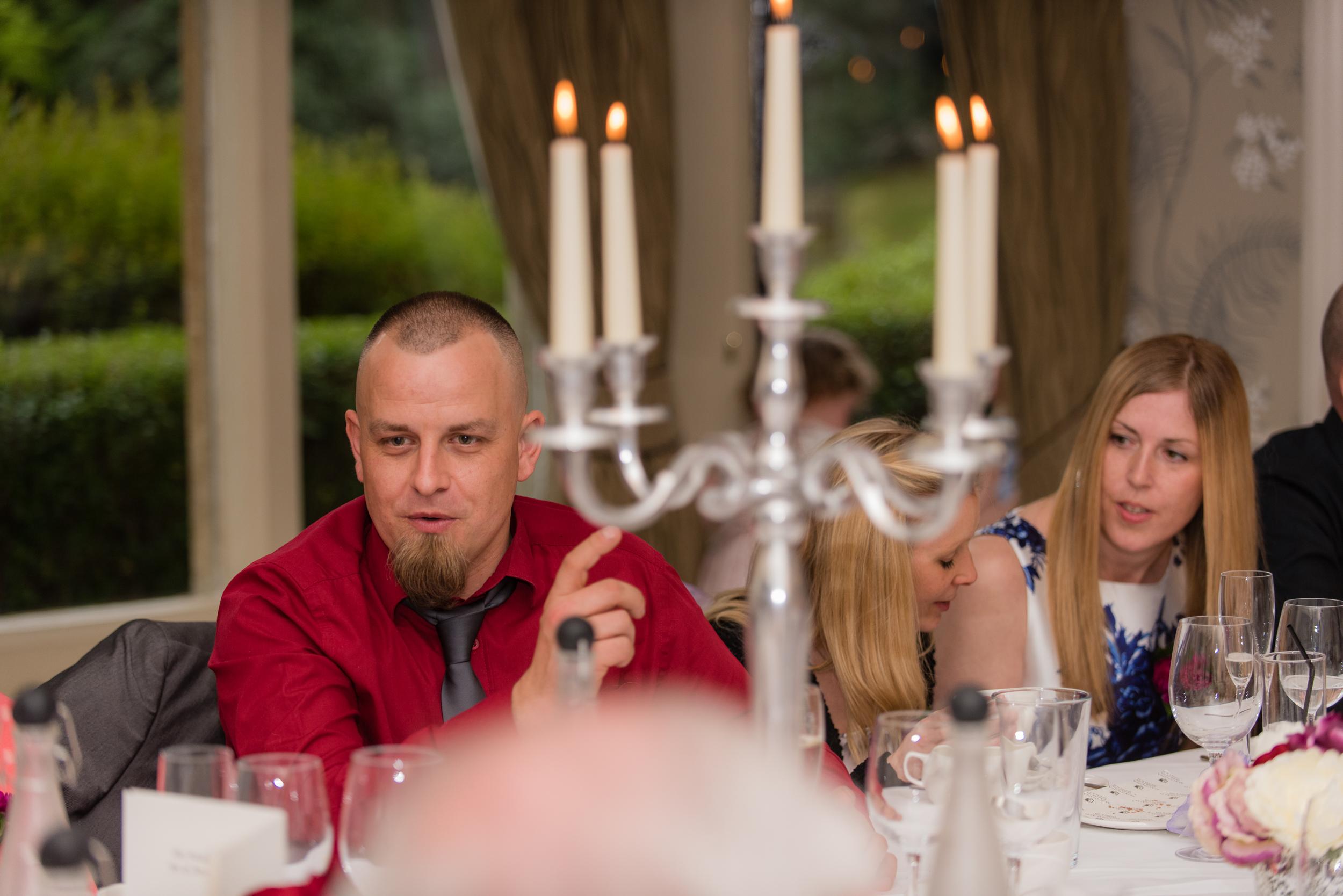 Mark & Selina Wedding - 215
