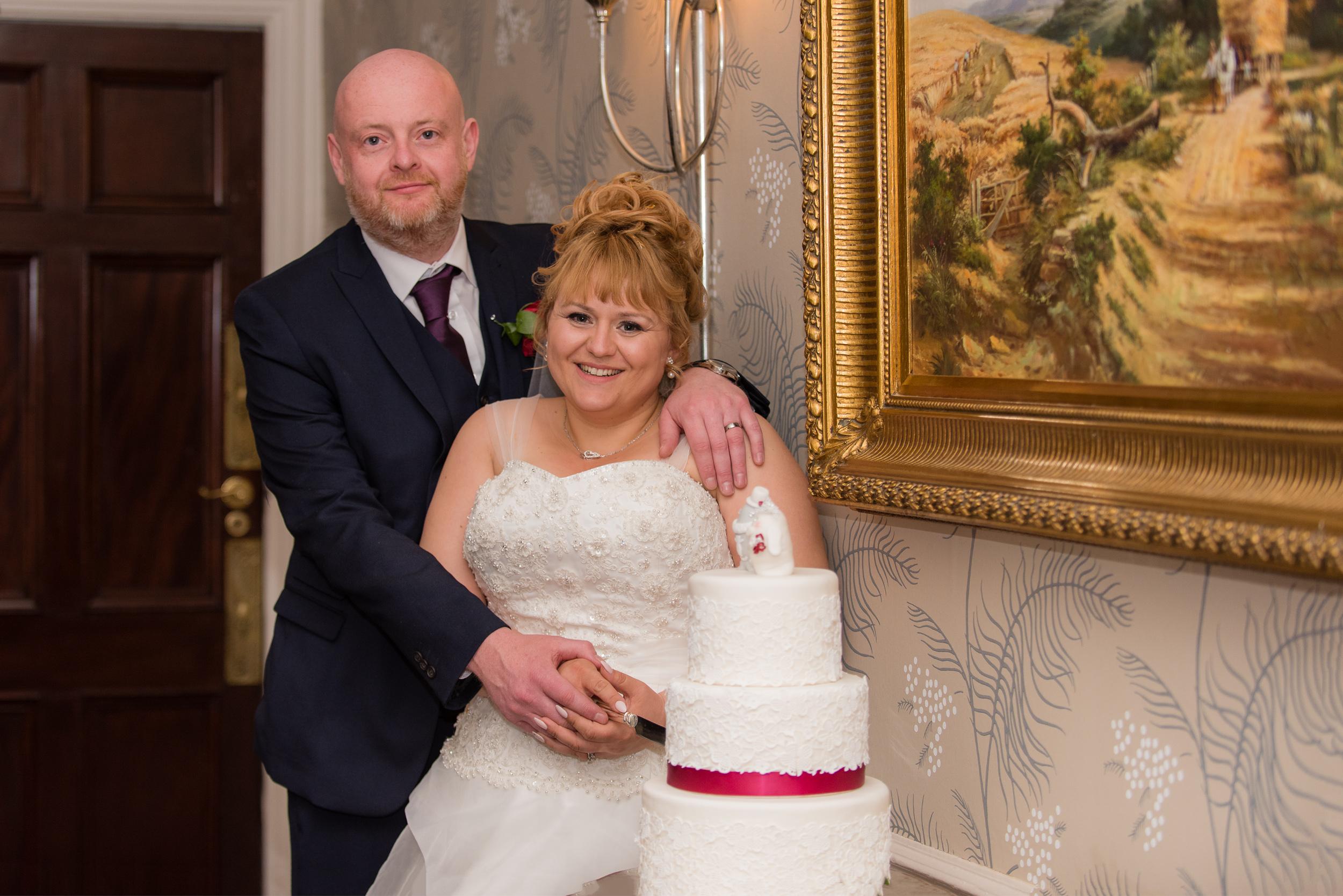 Mark & Selina Wedding - 225