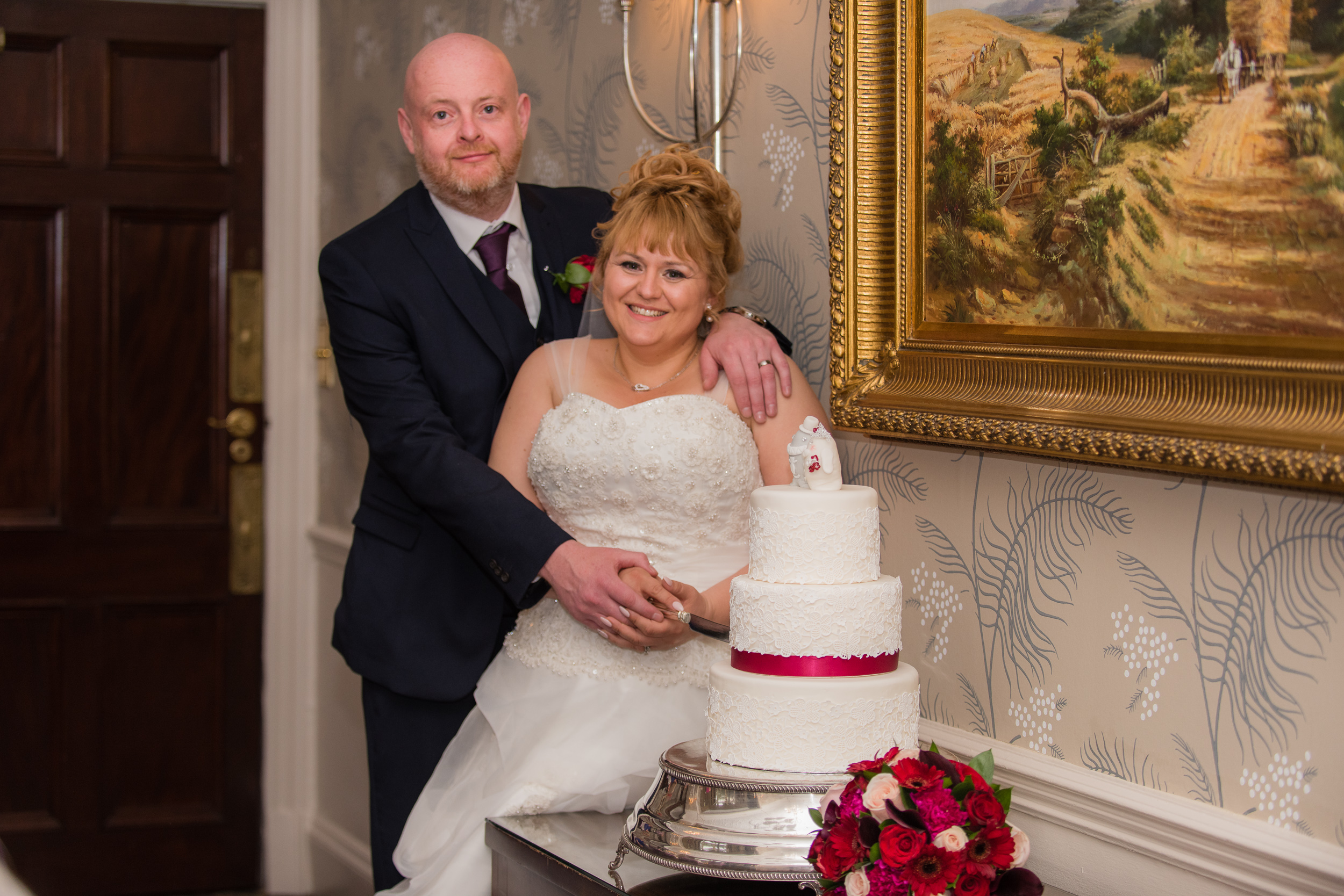 Mark & Selina Wedding - 226