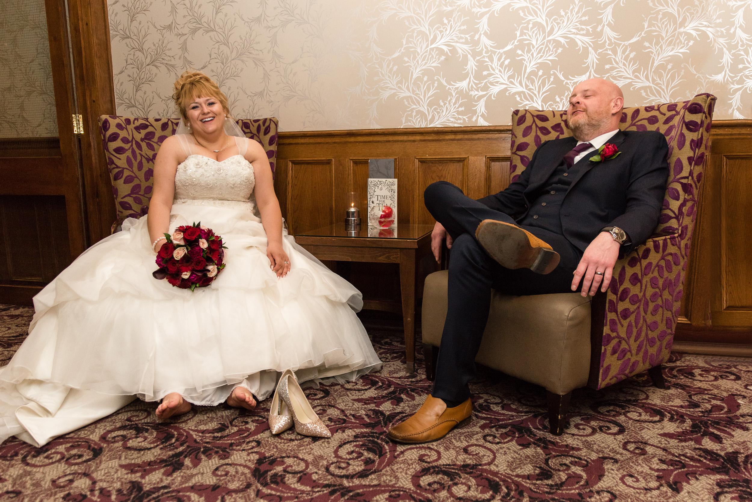 Mark & Selina Wedding - 230