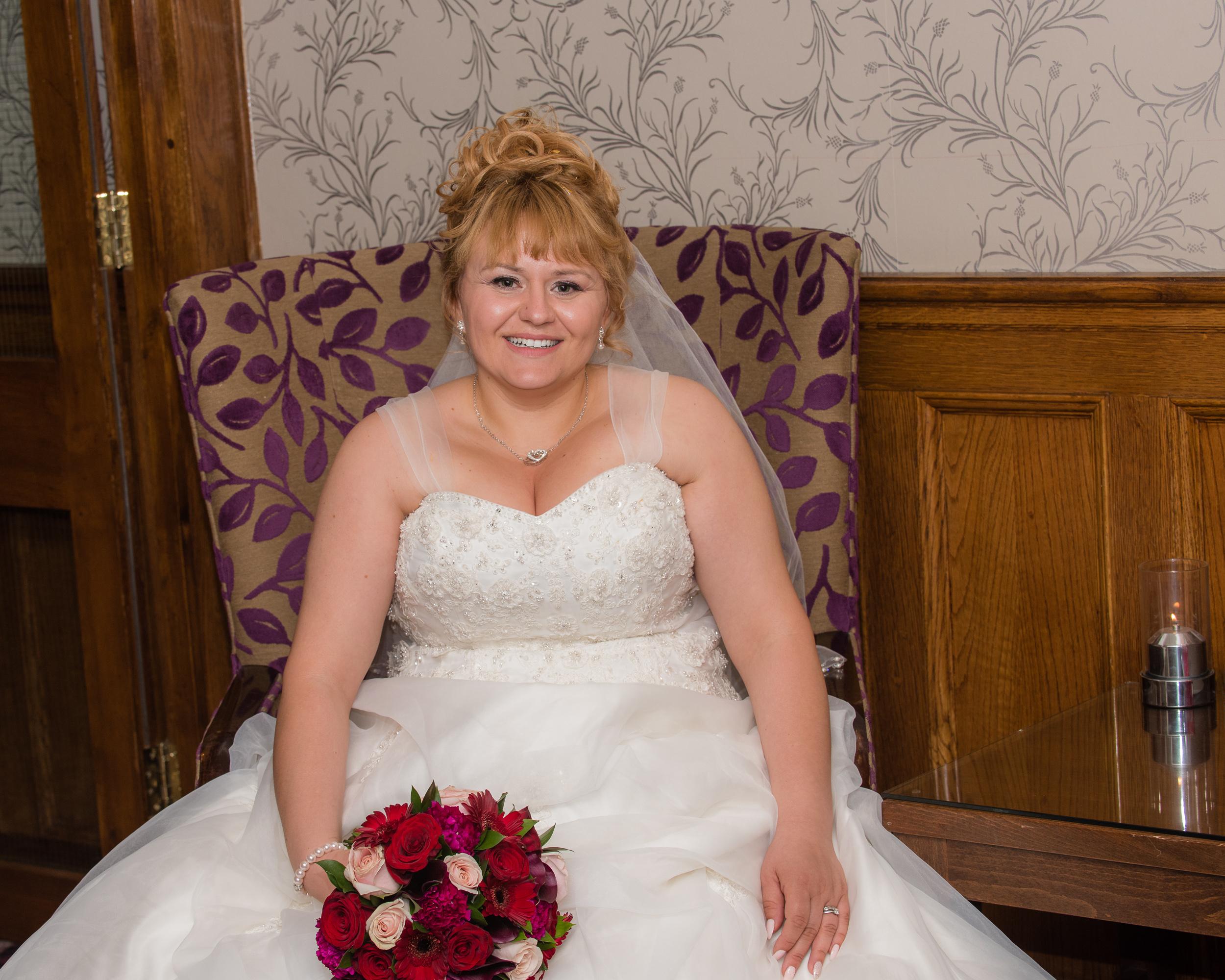 Mark & Selina Wedding - 232
