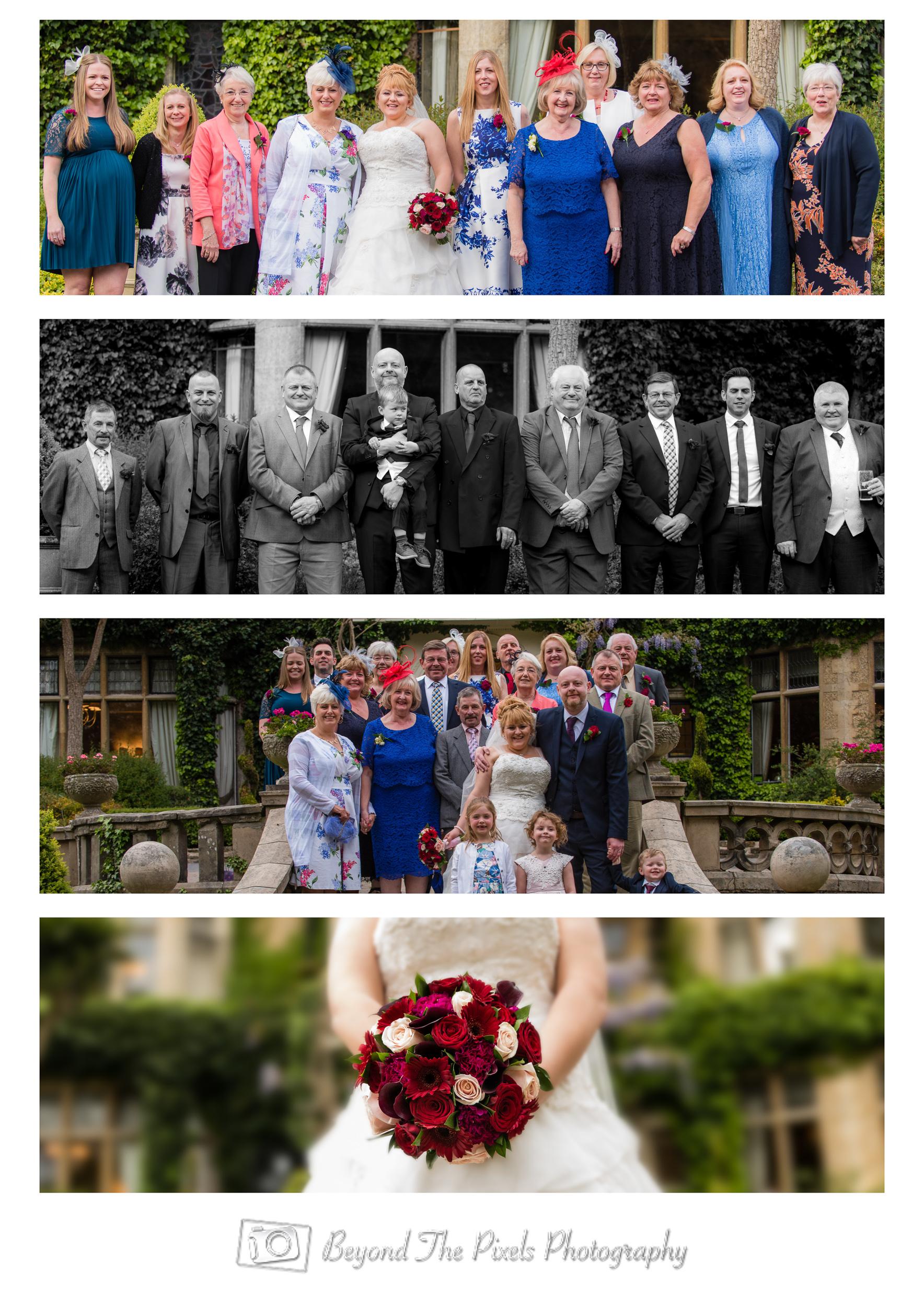 Mark & Selina Wedding - 242