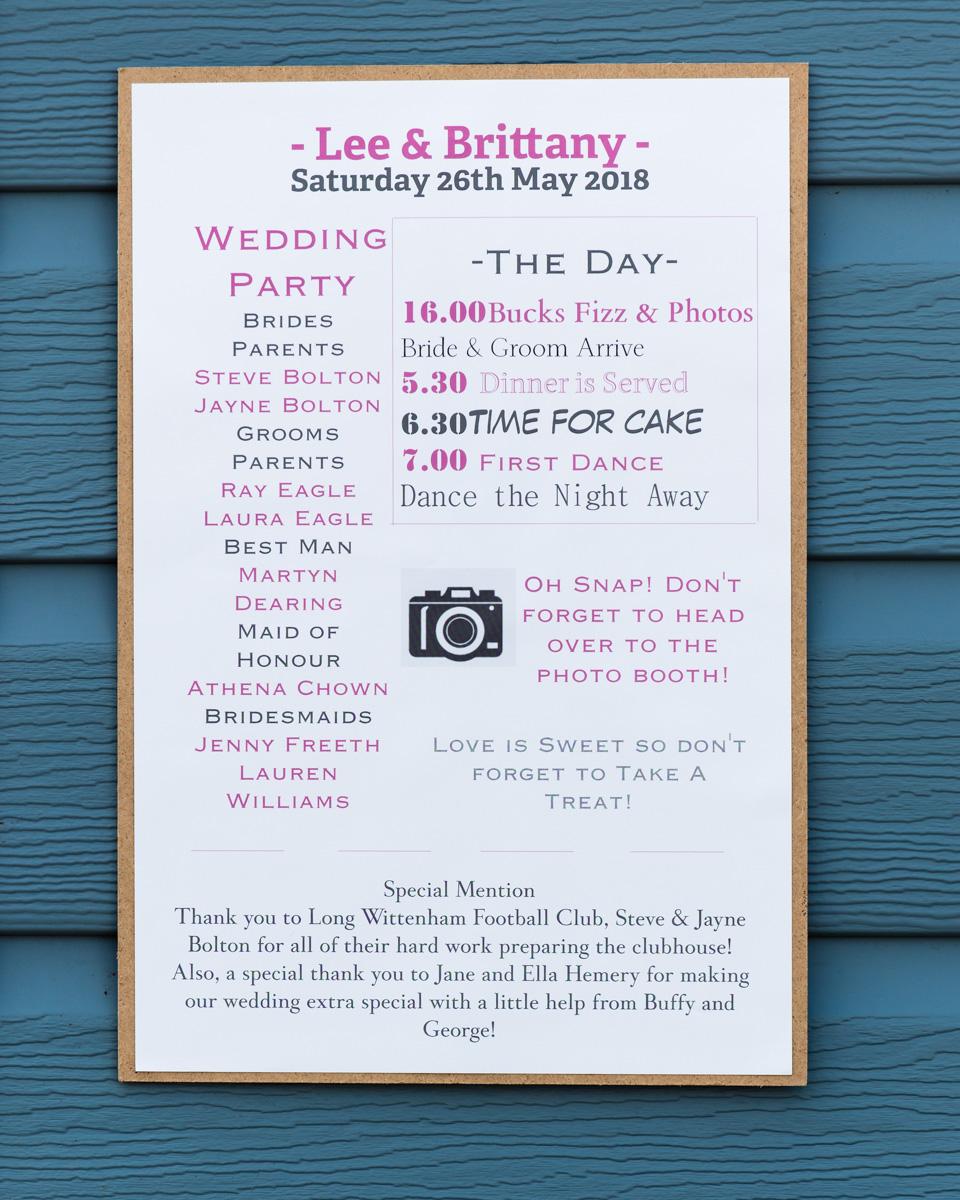 Lee & Brit Eagle Wedding-2
