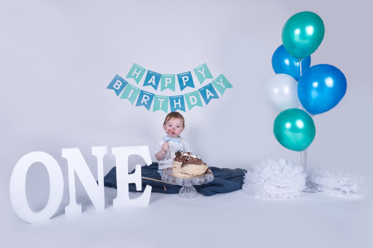 Baby Jack (12 months) Cake Smash-9.jpg