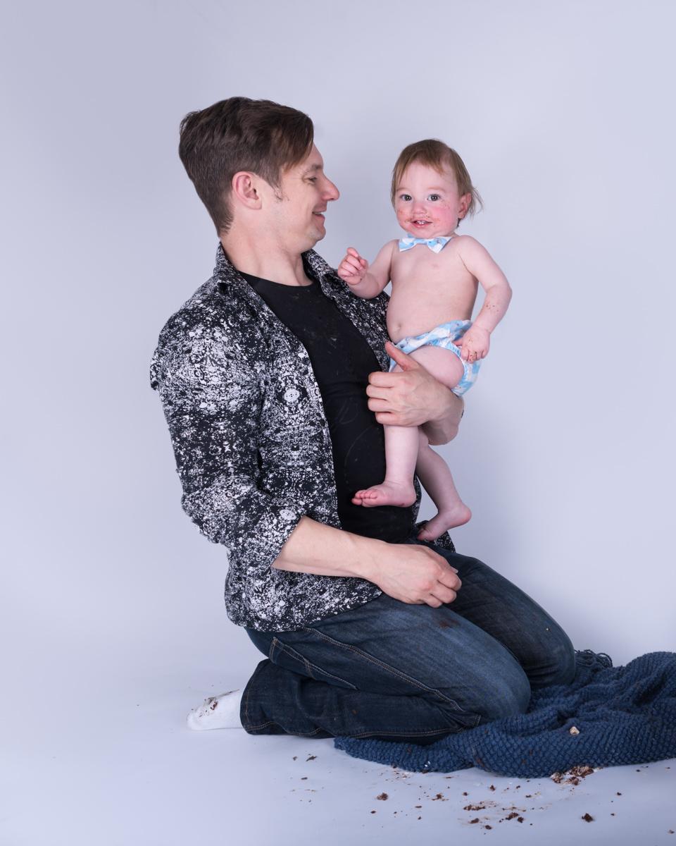 Baby Jack (12 months) Cake Smash-16.jpg